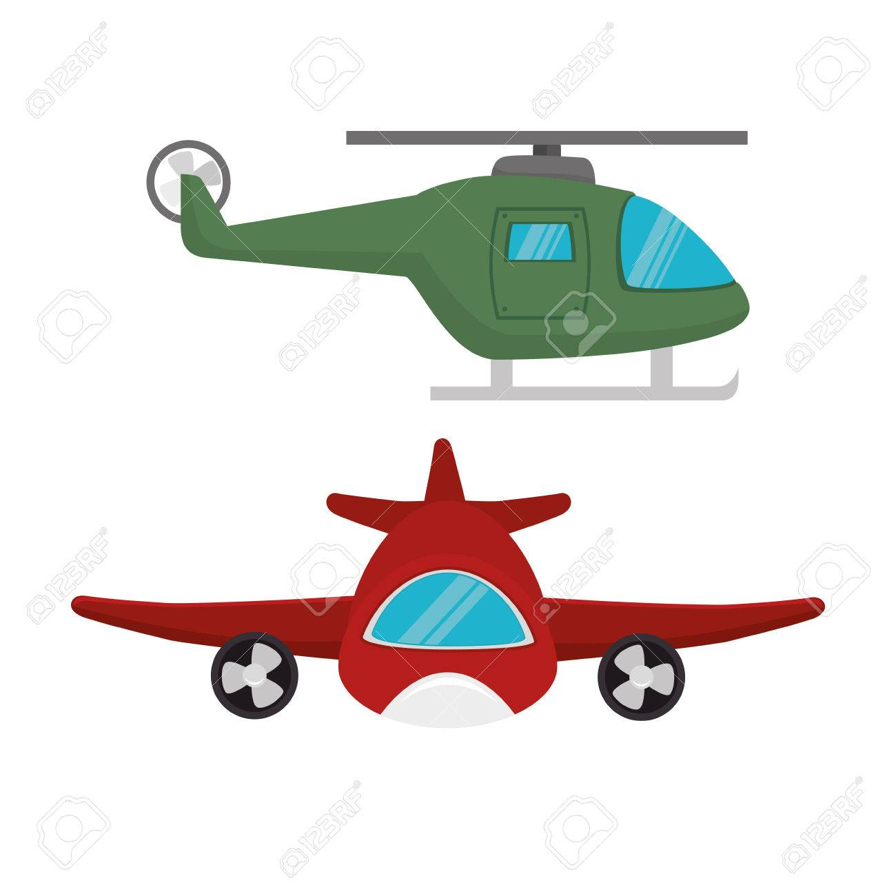 means of transport icons vector illustration design - 72505552