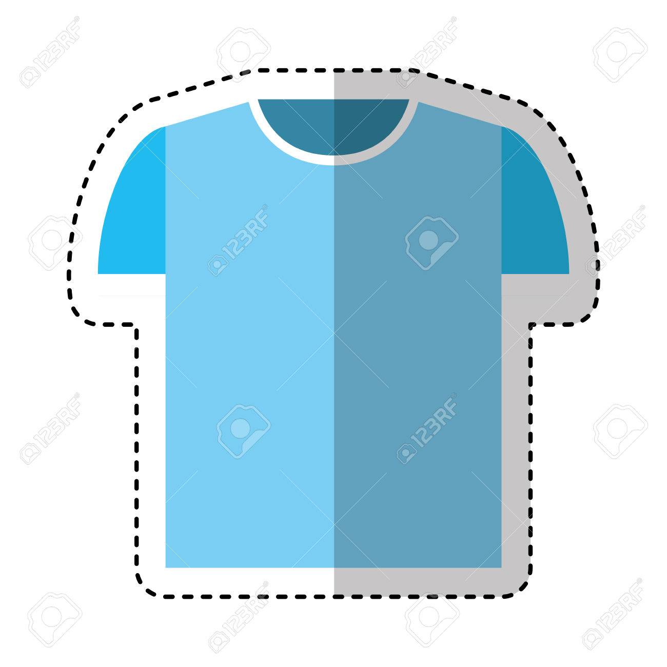 f2f2d1105 shirt uniform uruguay team vector illustration design Stock Vector -  73435216