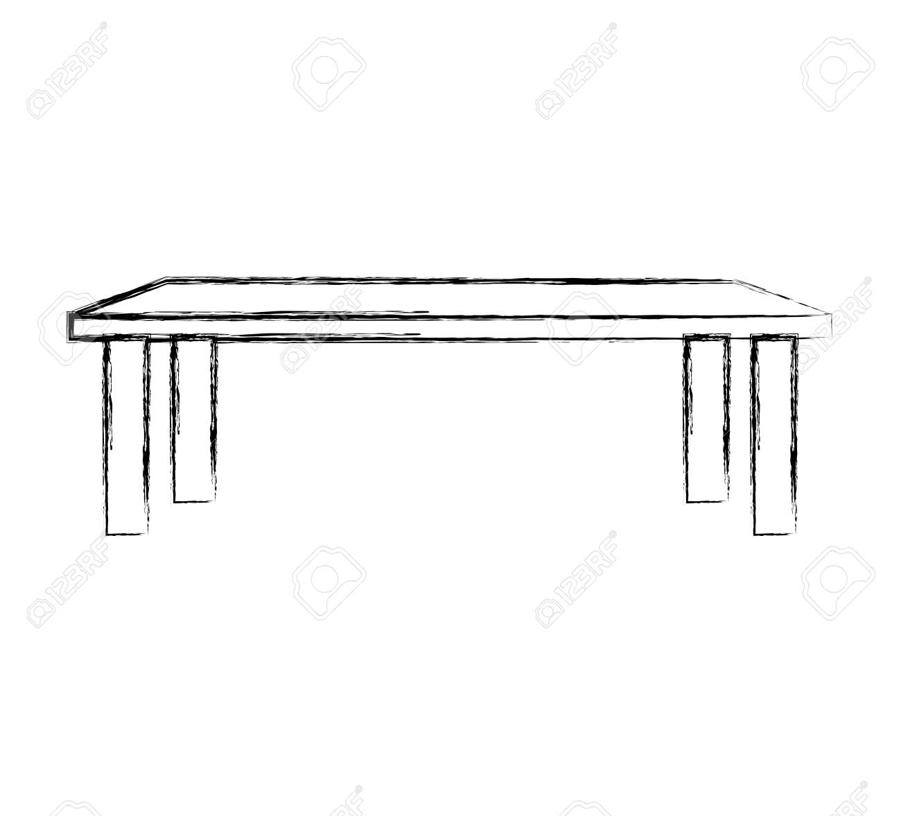 Small Table Sketch 1