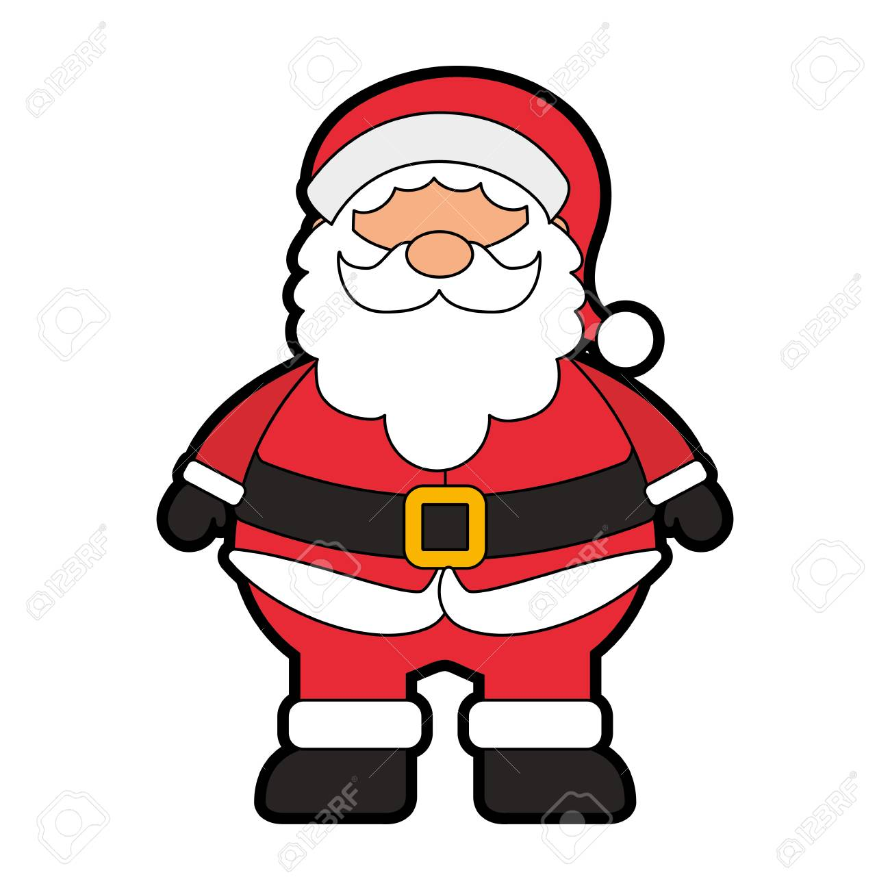 christmas santa claus icon vector illustration graphic design royalty free cliparts vectors and stock illustration image 78519515 christmas santa claus icon vector illustration graphic design