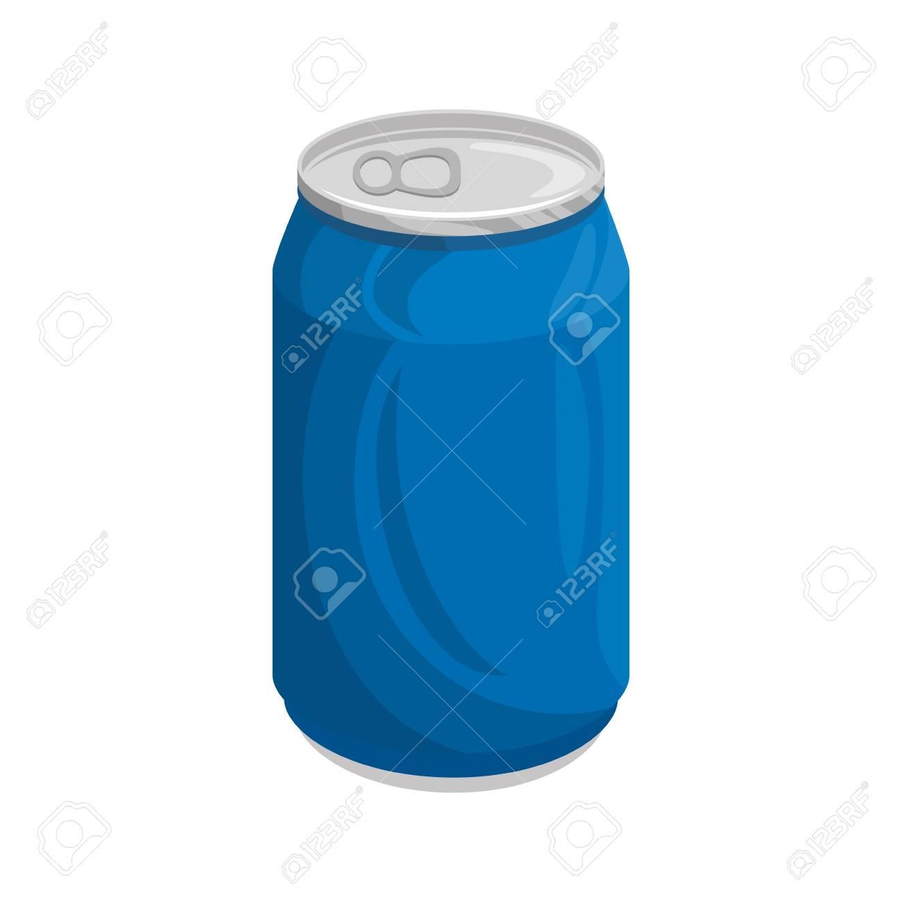 can of soda icon vector illustration graphic design - 80722981