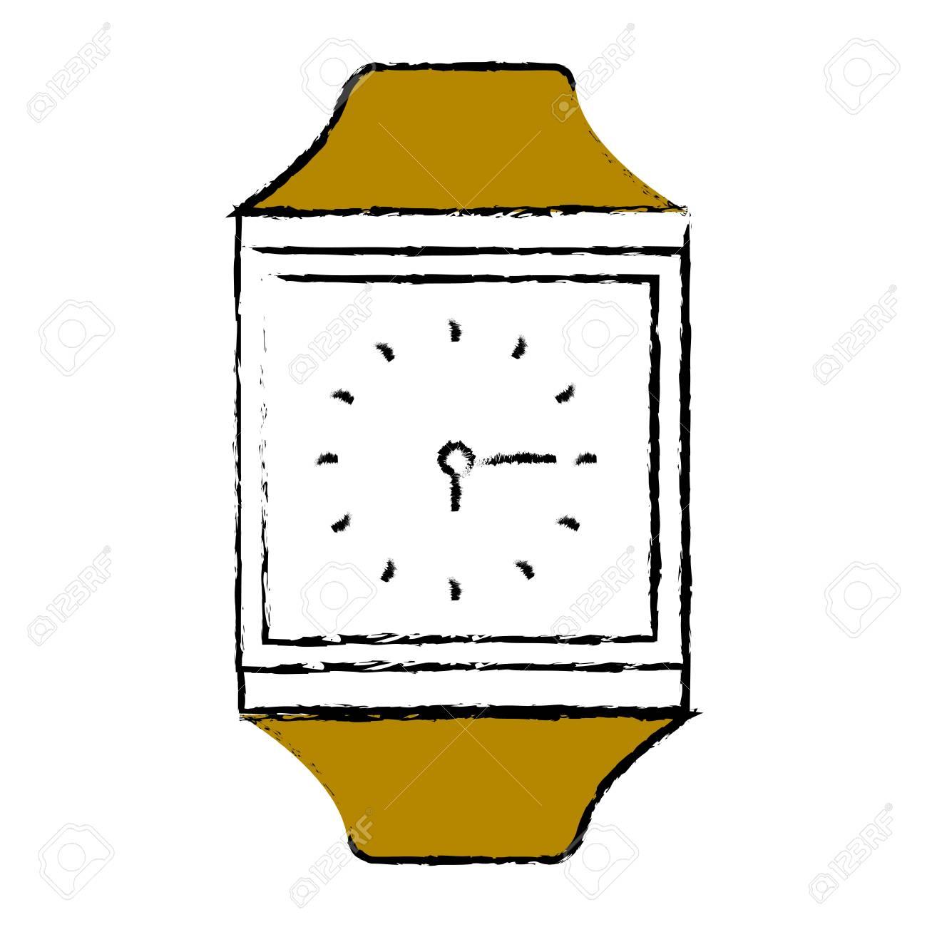 Zeitschaltuhr Zubehör Symbol Vektor Illustration Design Grafik ...