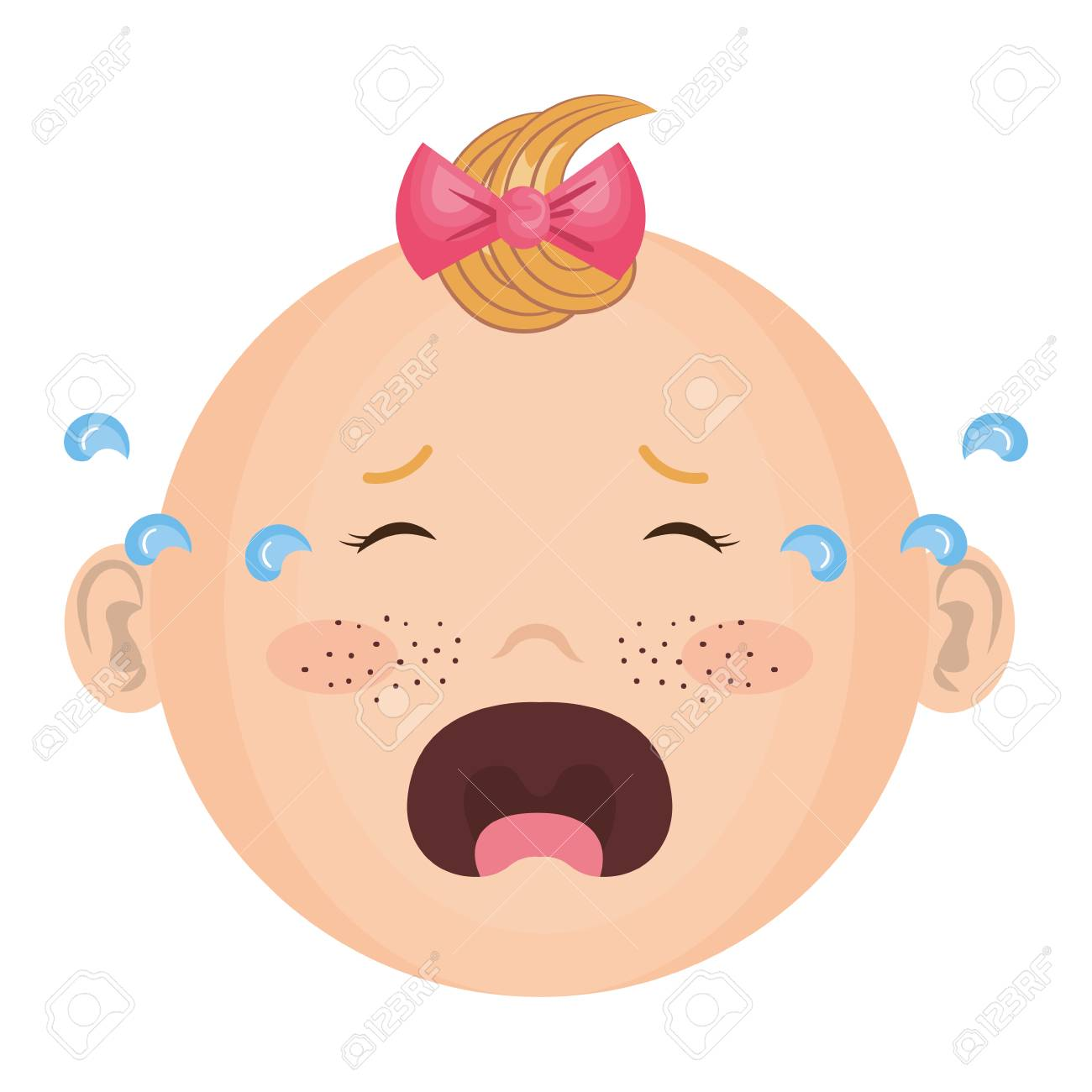 Free Crying Face Clipart, Download Free Clip Art, Free Clip Art on Clipart  Library