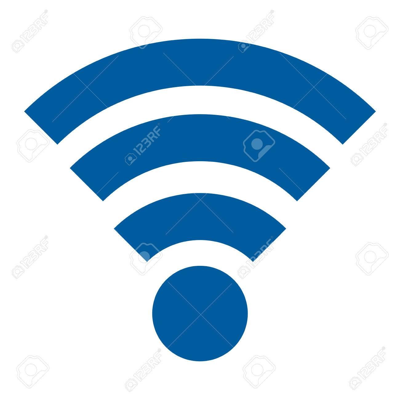 wifi signal isolated icon vector illustration design - 81137915