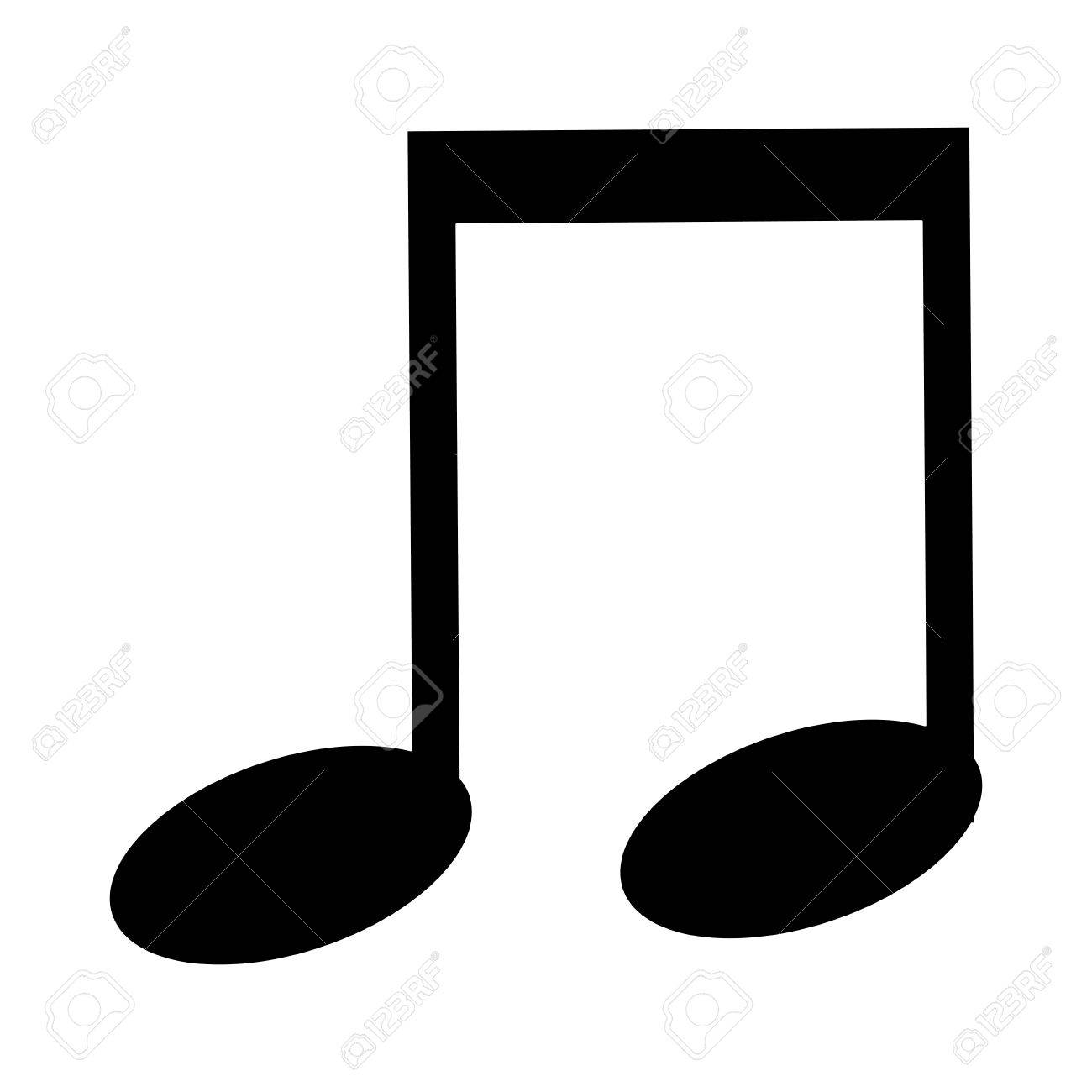 music note isolated icon vector illustration design royalty free rh 123rf com vector musical notes png vector musical notes