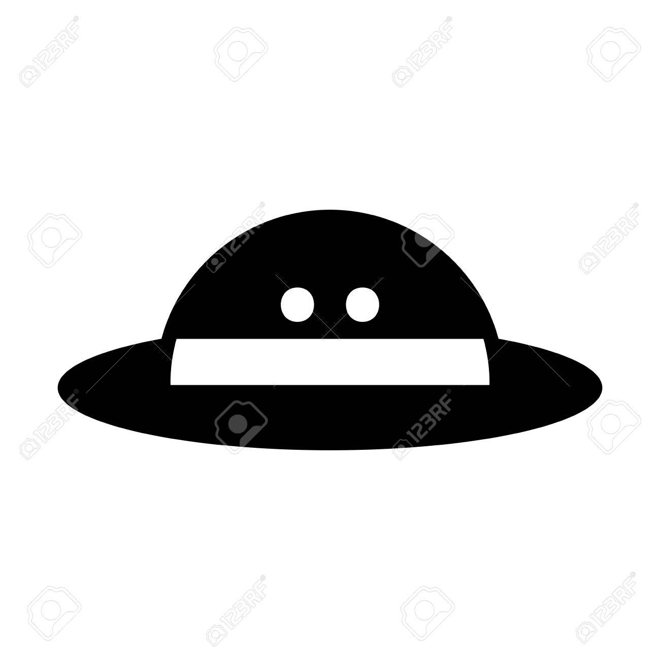 0373b3a46e005 hat safari isolated icon vector illustration design Stock Vector - 84599420