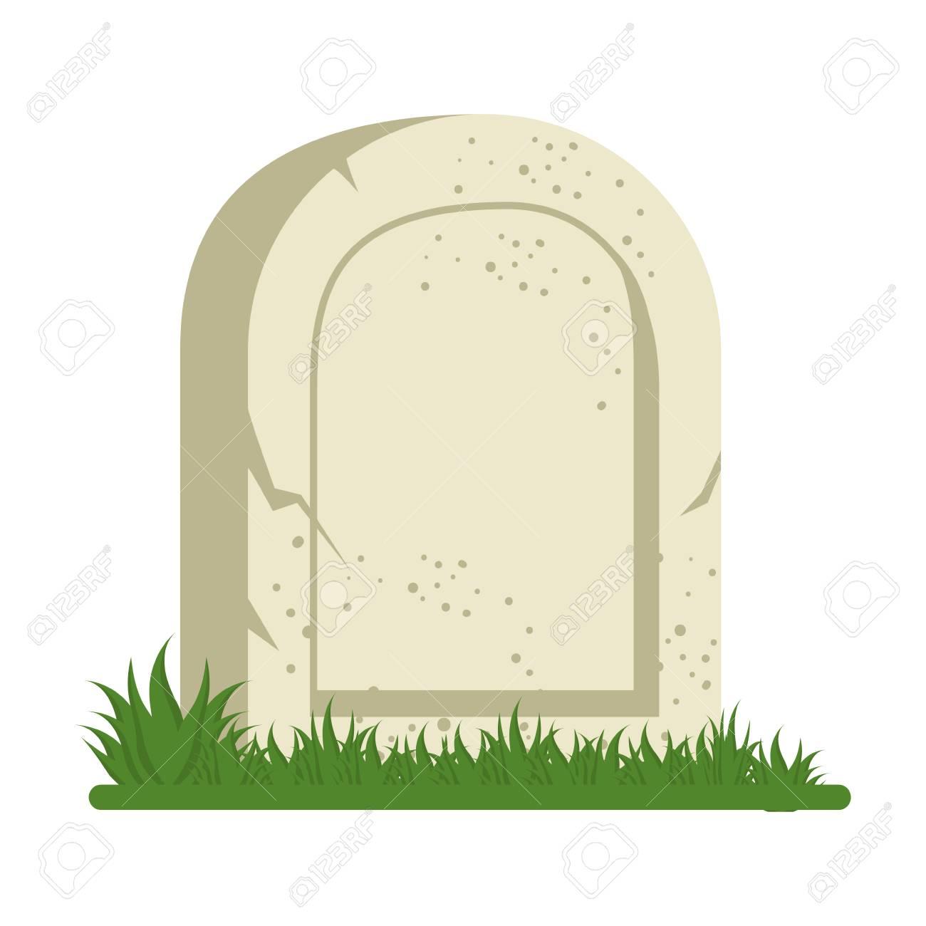 grave of dead icon vector illustration design - 88886981