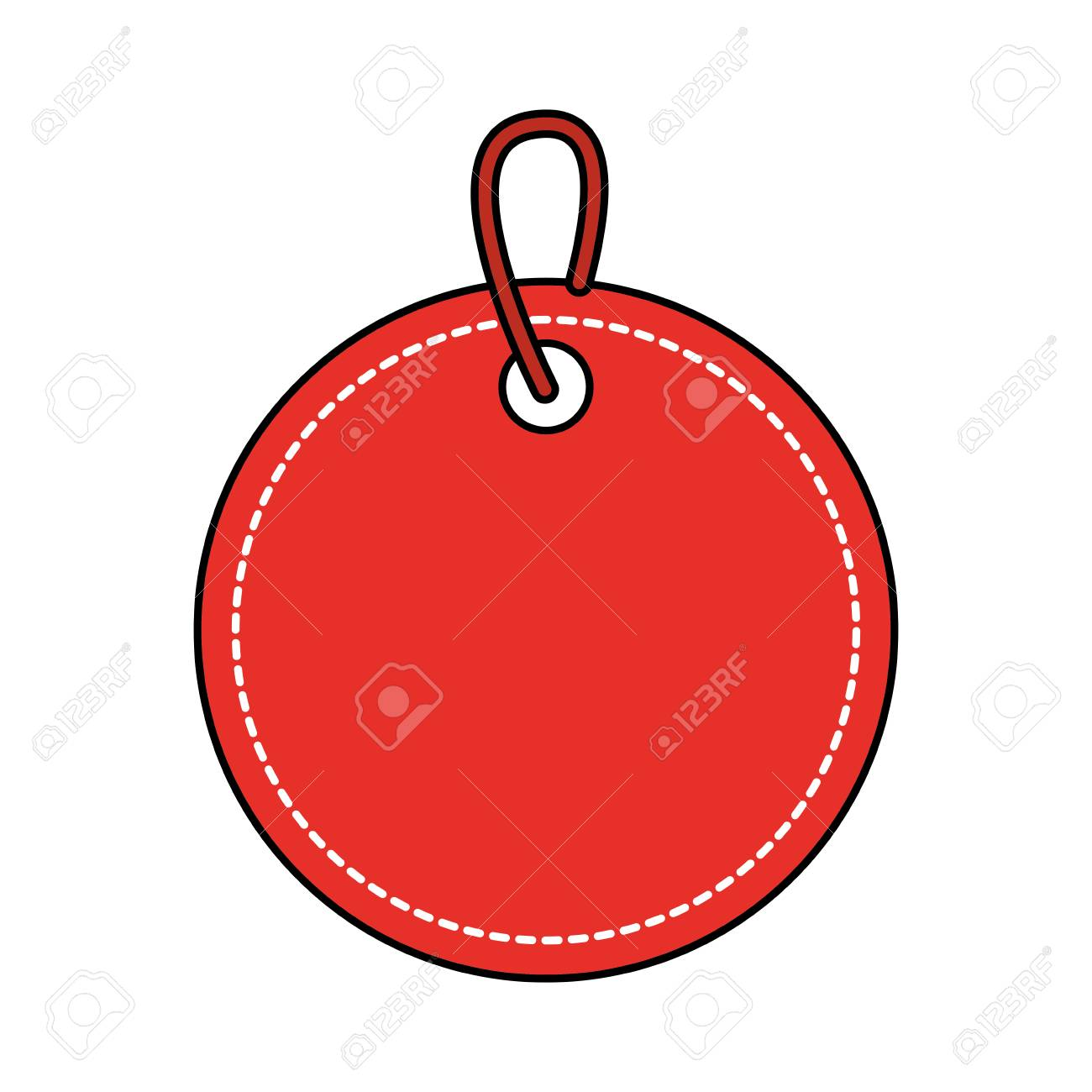 Christmas Price Tag With Hanger Sale Promotion And Gift Card ...