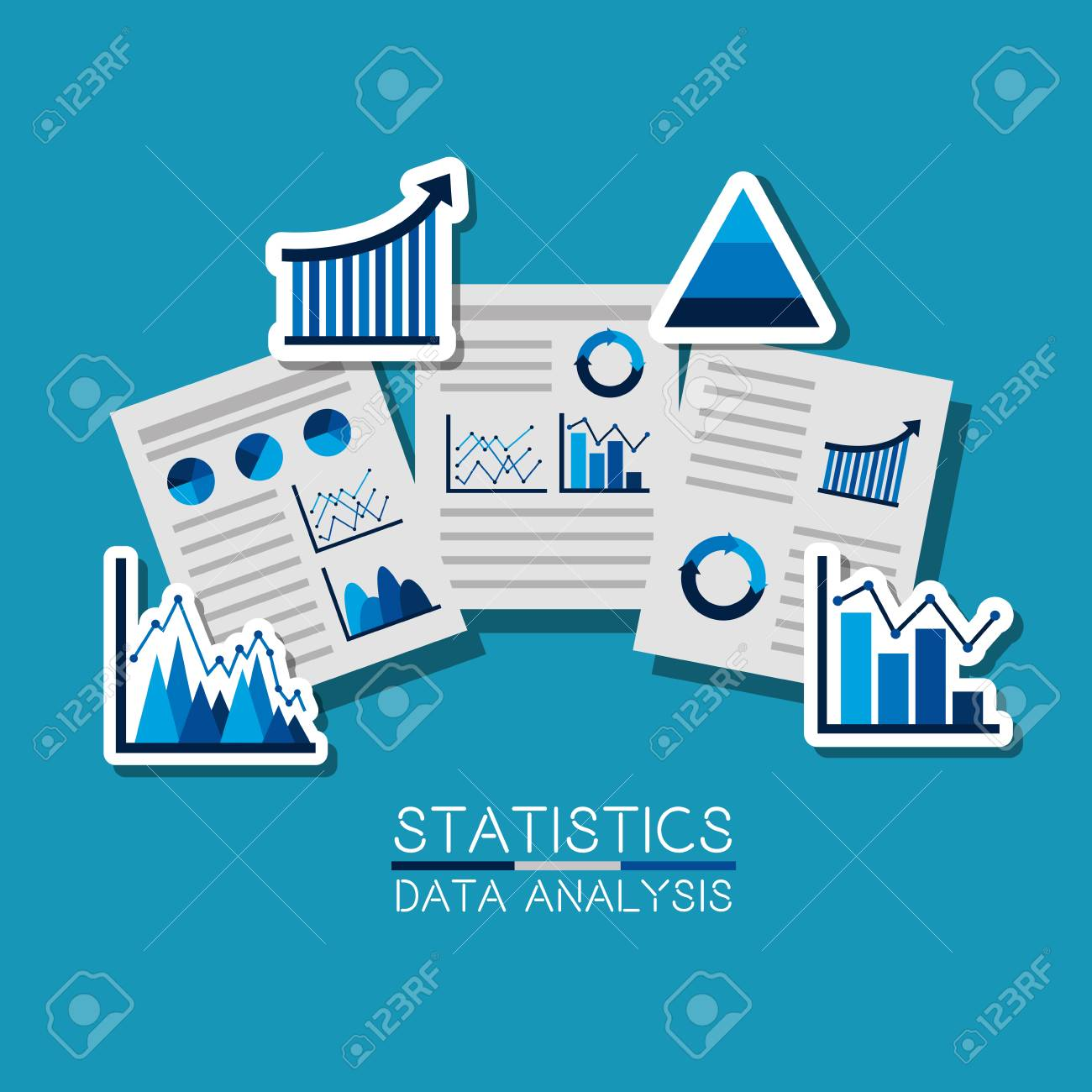 Business Documents Report Documents Working Management Statistics - Free business documents