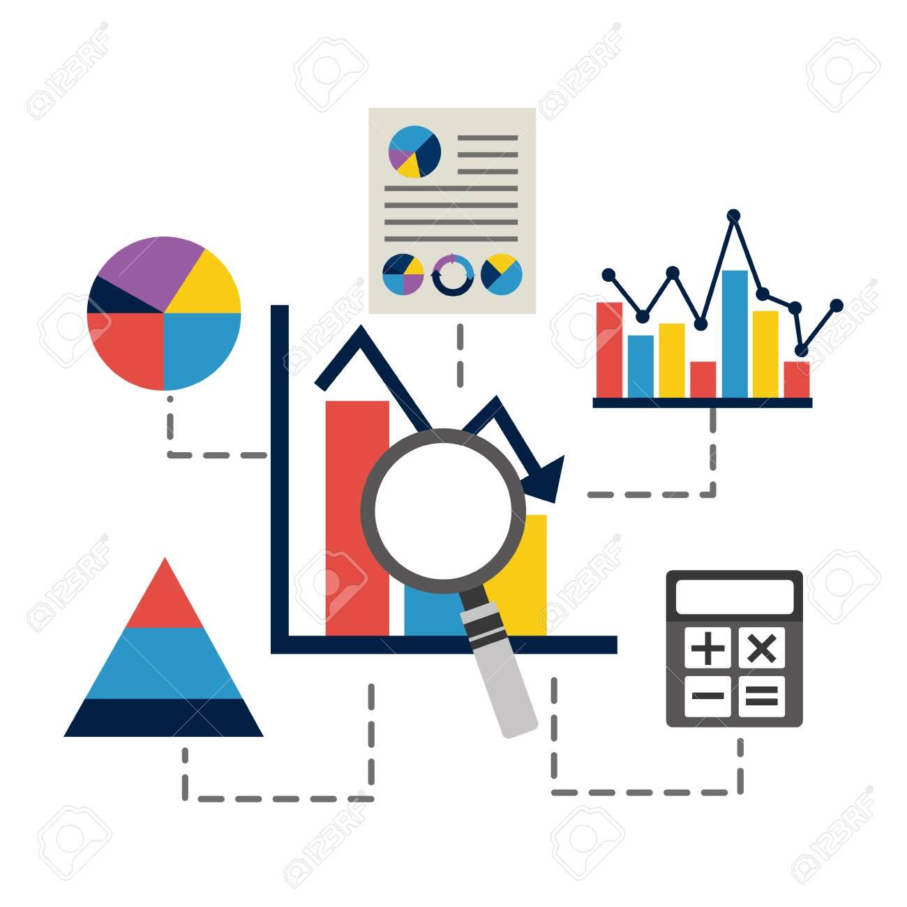 Bar graph statistics analysis calculator business vector bar graph statistics analysis calculator business vector illustration stock vector 97925248 ccuart Image collections