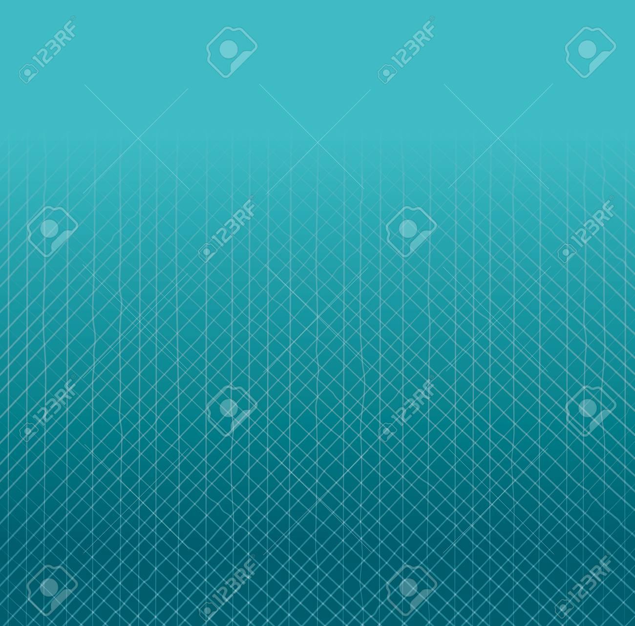 Geometric figures with blue background vector illustration design. - 98475107