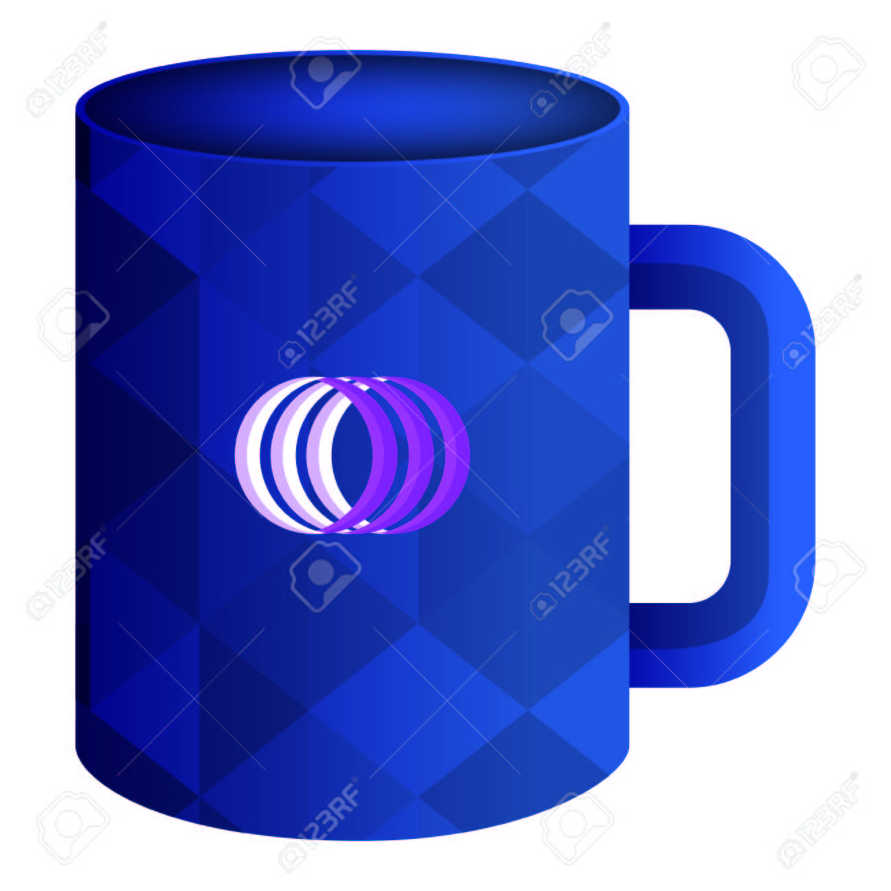 Corporate Company Mug Icon Vector Illustration Design Royalty Free Cliparts Vectors And Stock Illustration Image 99271359