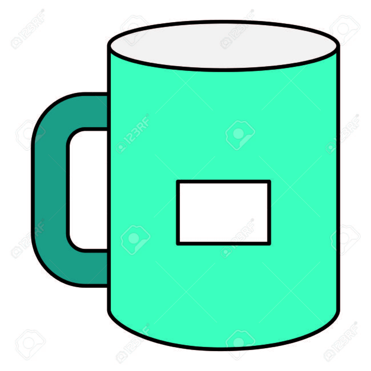 Corporate Company Mug Icon Vector Illustration Design Royalty Free Cliparts Vectors And Stock Illustration Image 99236948