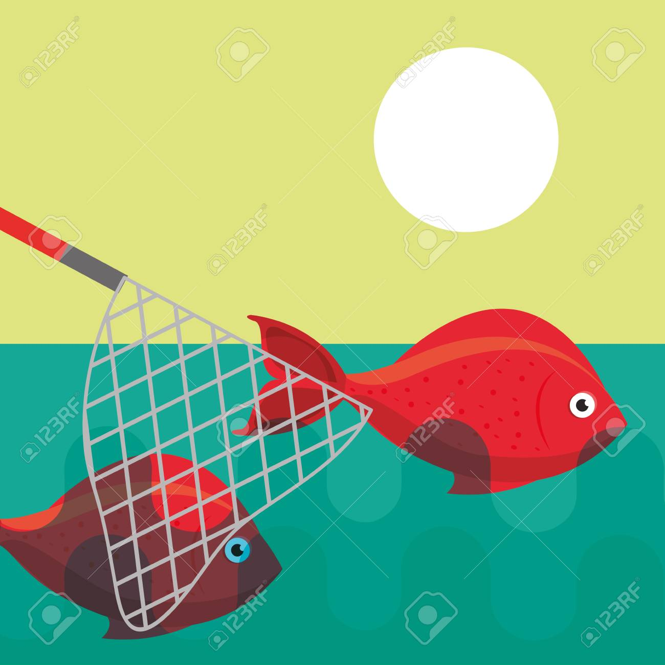 Fishing Pole Clipart Png Image03 - Catch A Fish Png, Transparent Png ,  Transparent Png Image - PNGitem