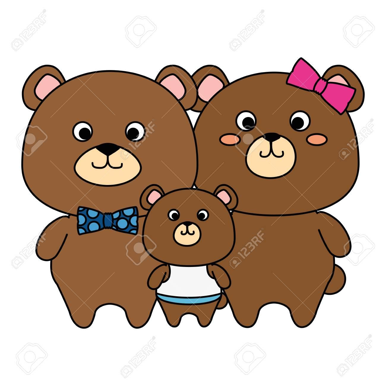 Goldilocks And Three Bears Royalty Free Cliparts, Vectors, And Stock  Illustration. Image 33980288.