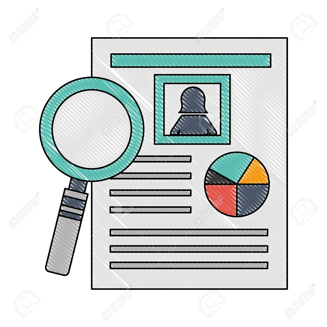 Magnifying glass vector icons Vector Clip Art Royalty Free. 52,876 Magnifying  glass vector icons clipart vector EPS illustrations and images available to  search from thousands of stock illustration designers.