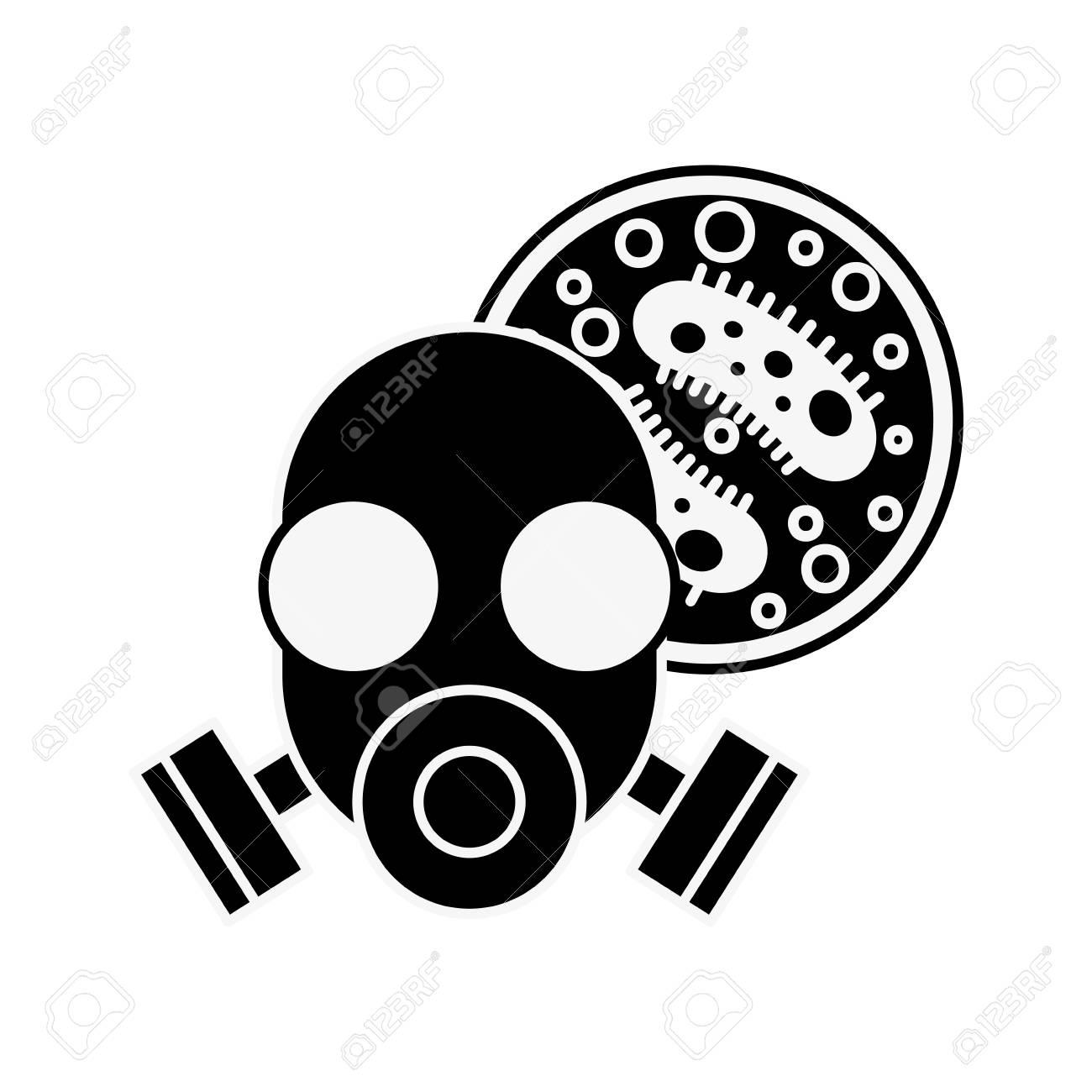 respirator mask for virus