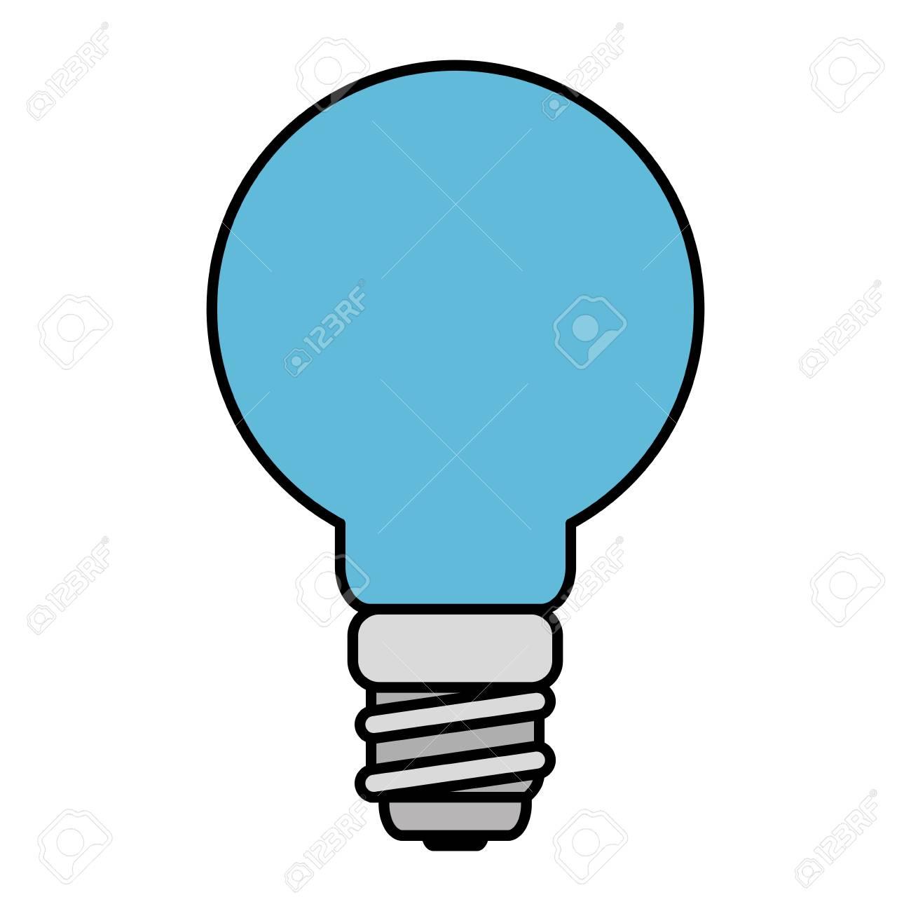 saver bulb energy icon vector illustration design - 122760707