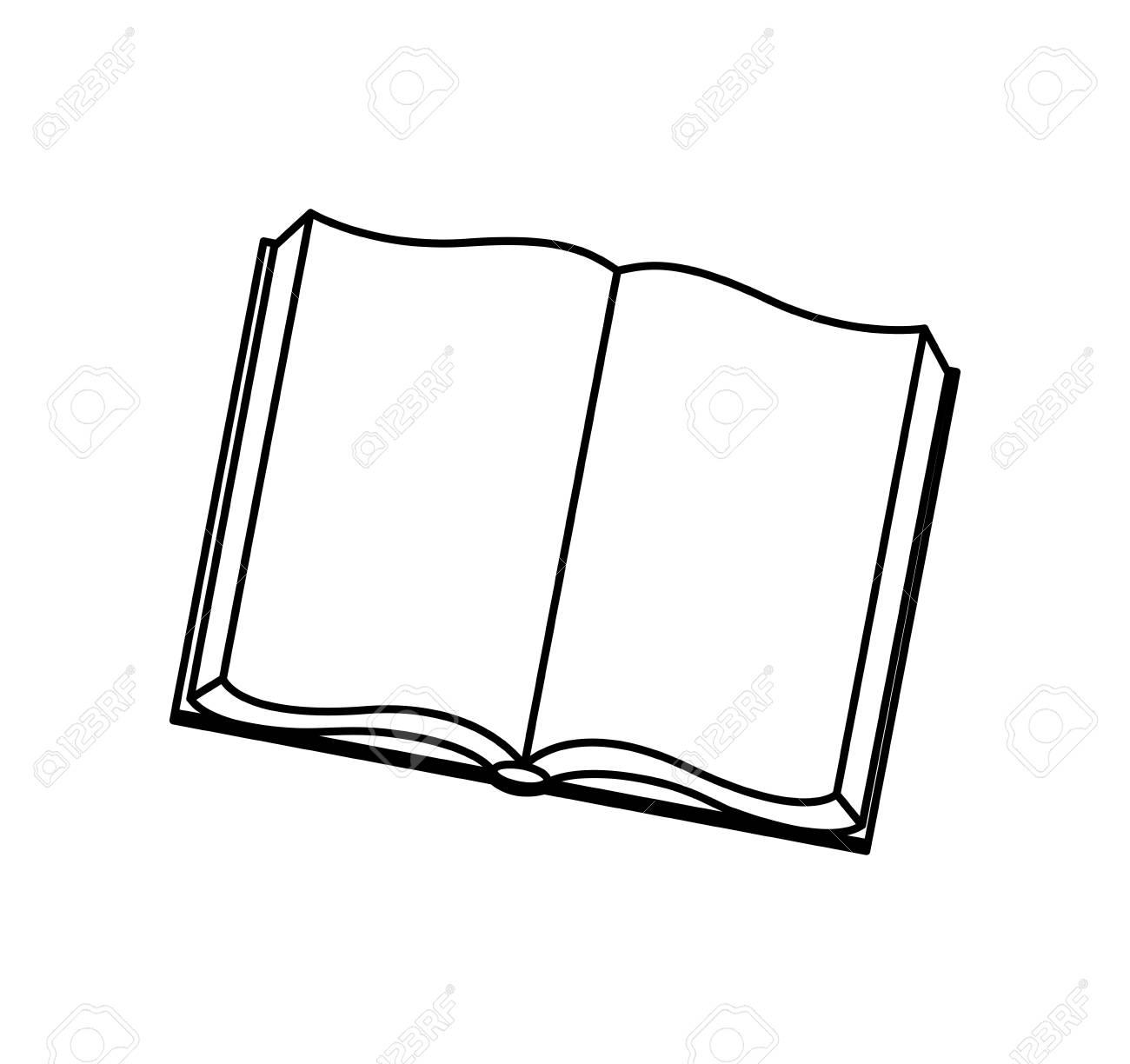 book school isolated icon vector illustration design - 122712030
