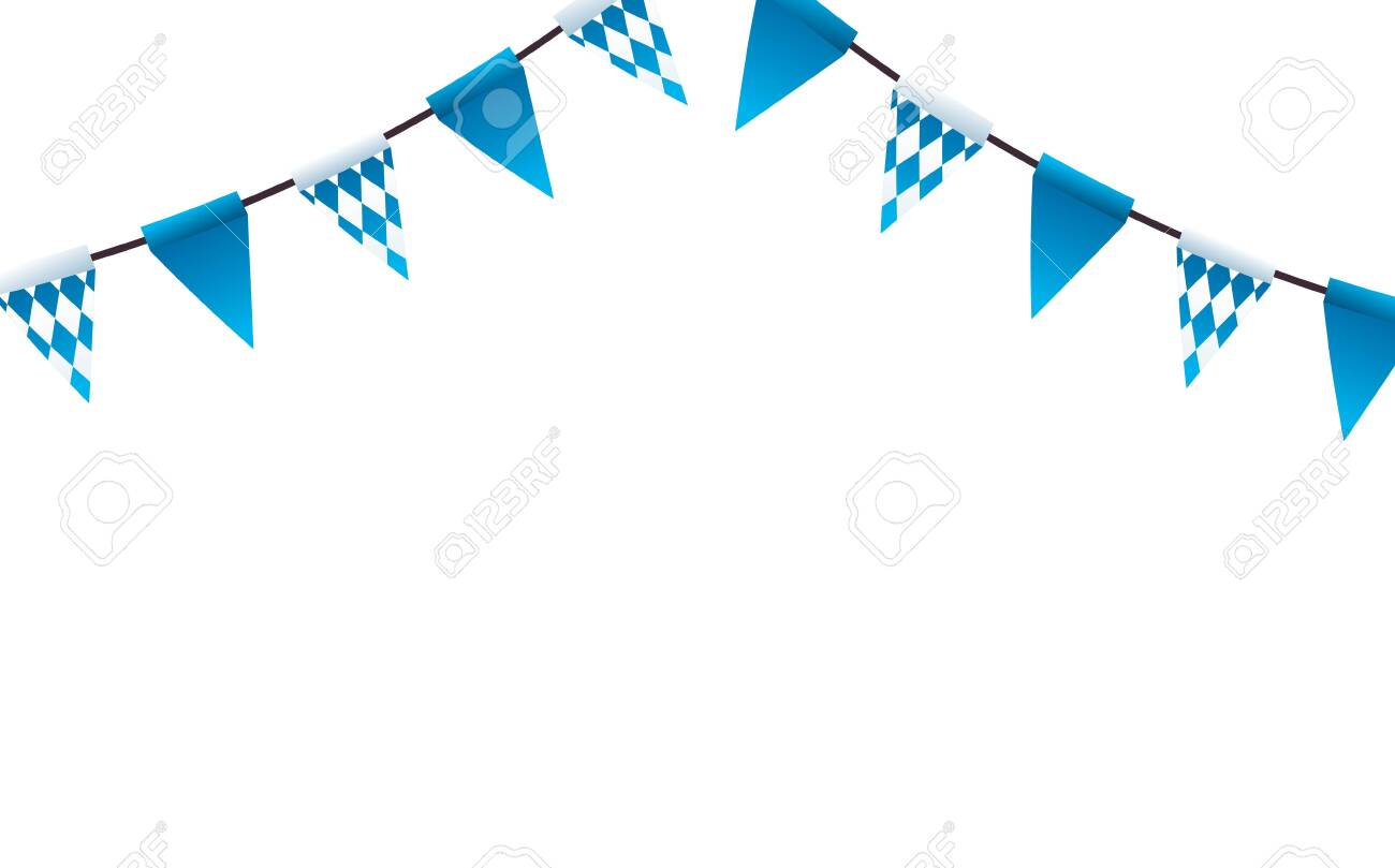 Banner Pennant Design Flag Event Line Sports Decoration And Royalty Free Cliparts Vectors And Stock Illustration Image 136621841