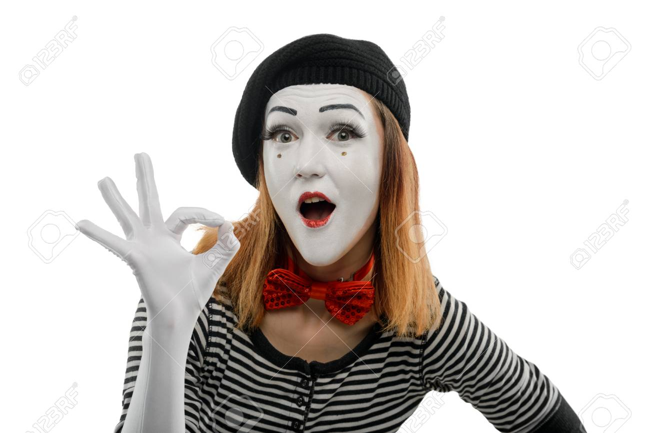 Mime female