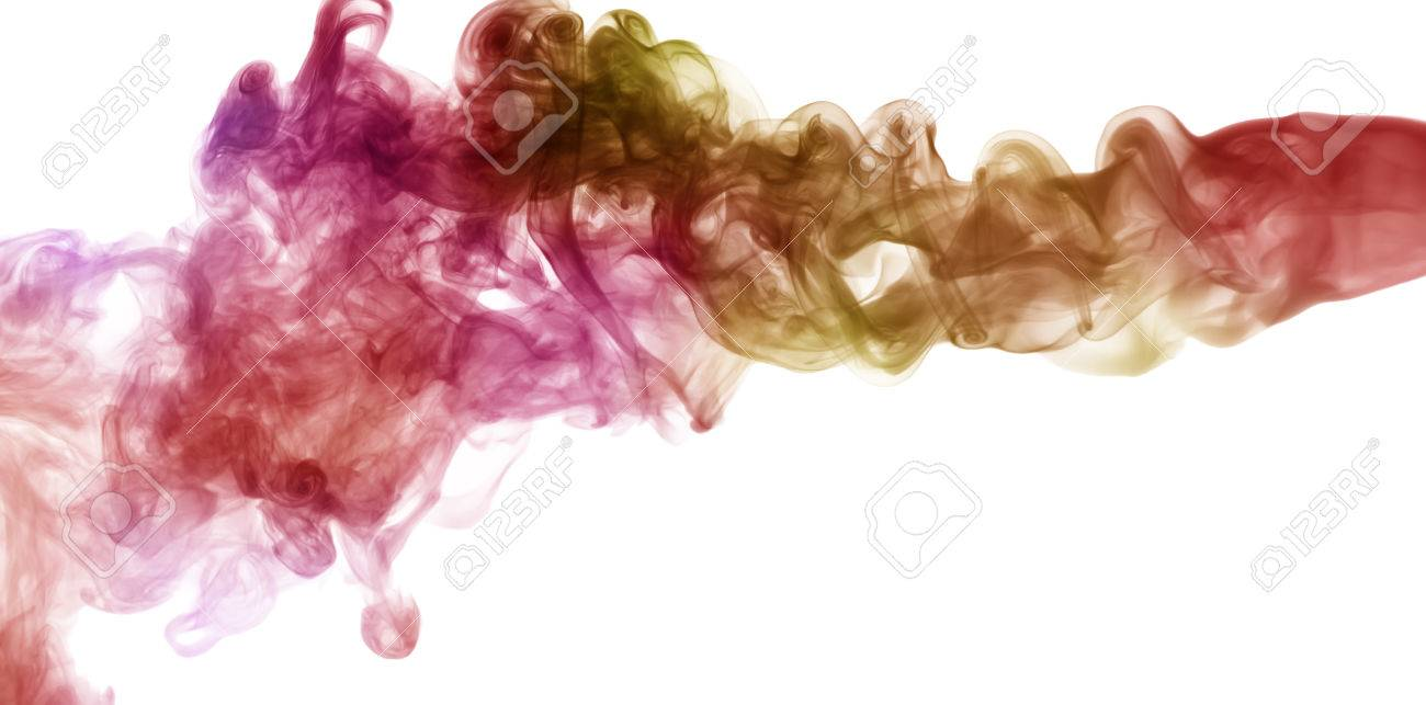 steam white and red background