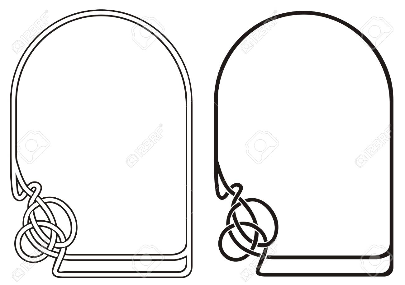 Two variants of the frame design Stock Vector - 4421203