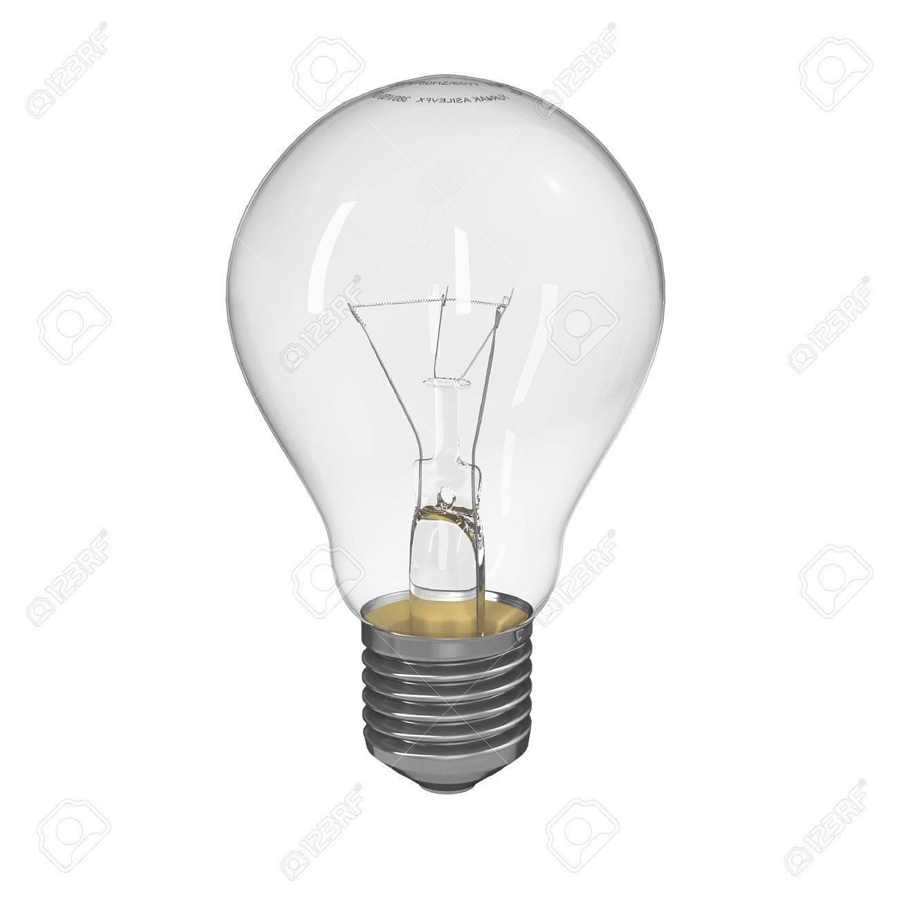 Une Ampoule A Incandescence Une Lampe A Incandescence Ou Un Globe