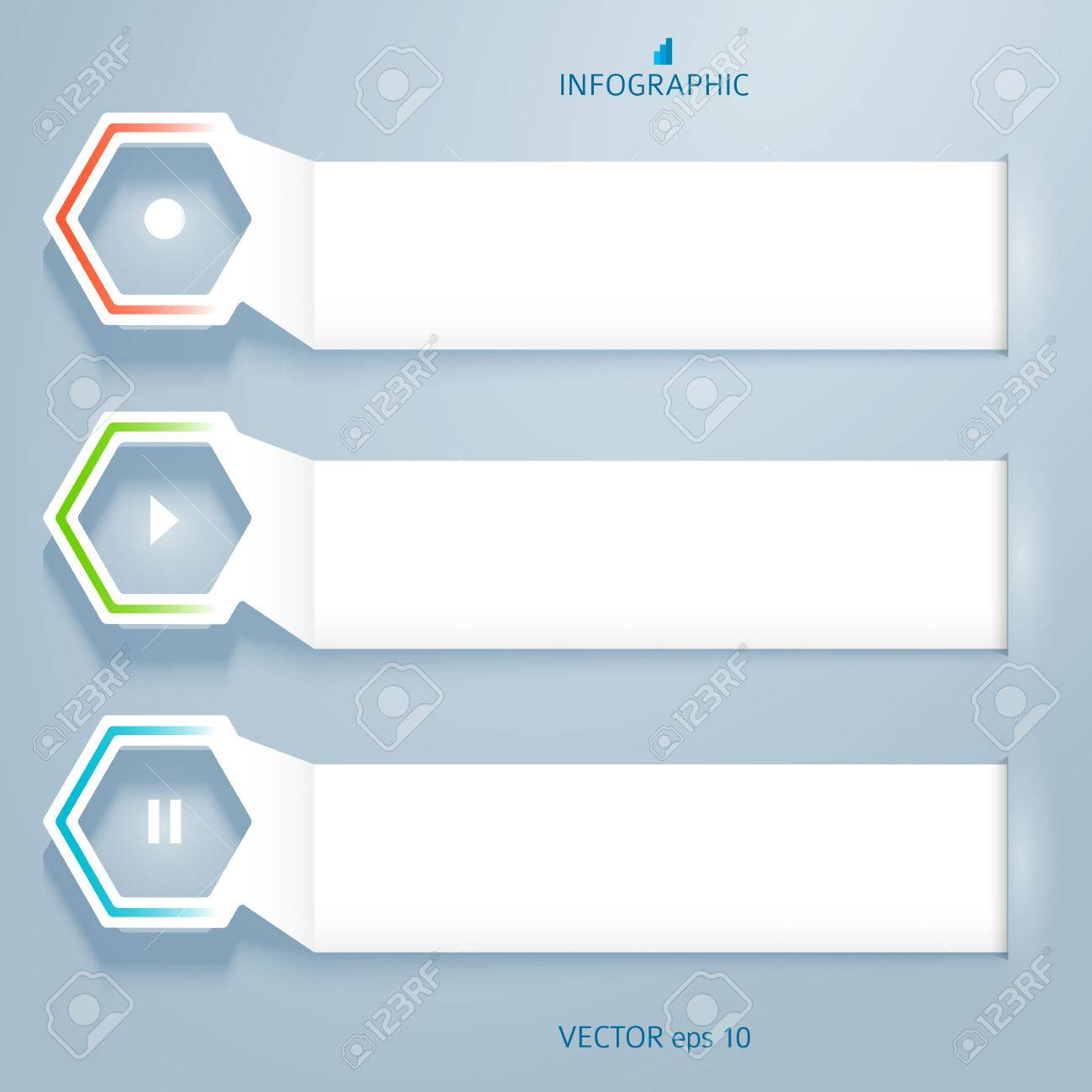 Design business presentation template vector illustration for design business presentation template vector illustration for technology infographics number banners charts and alramifo Gallery