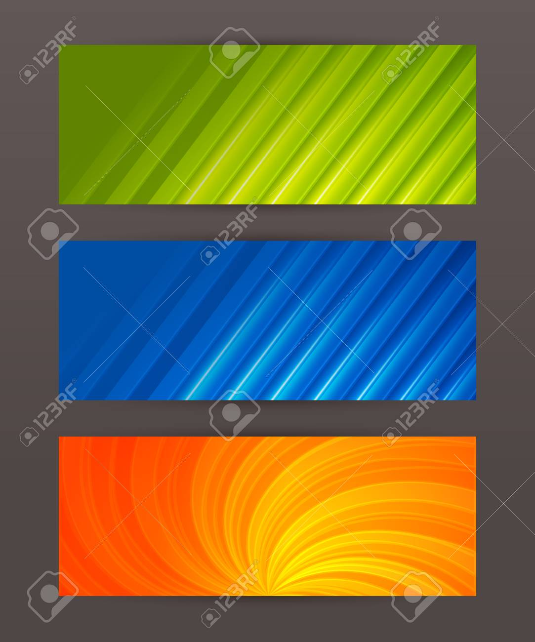 Design-Elemente Business-Präsentationsvorlage. Vector Illustration ...