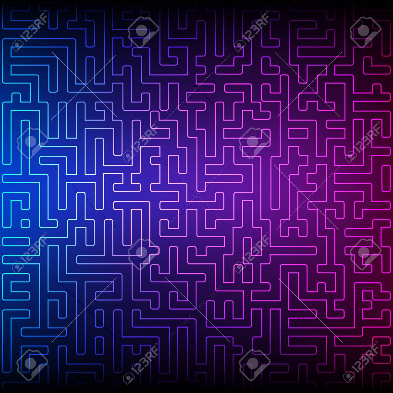 Design elements background with maze texture  Good cover for