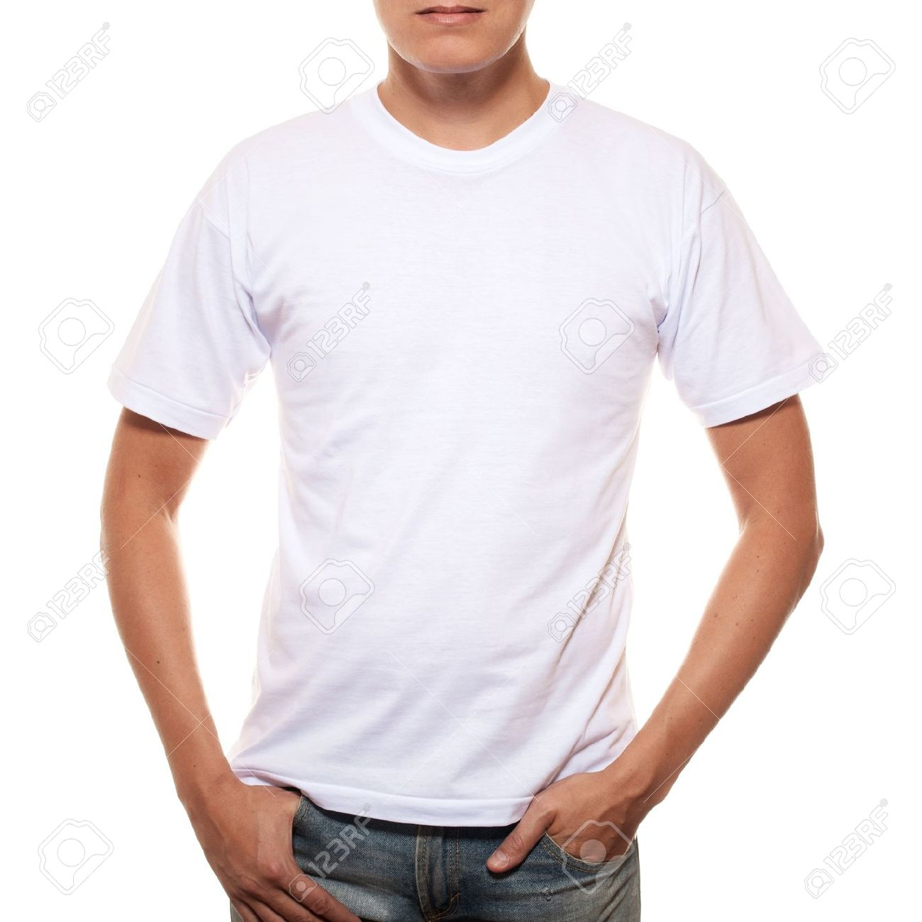Tshirt Template Stock Photos Images. Royalty Free Tshirt Template ...