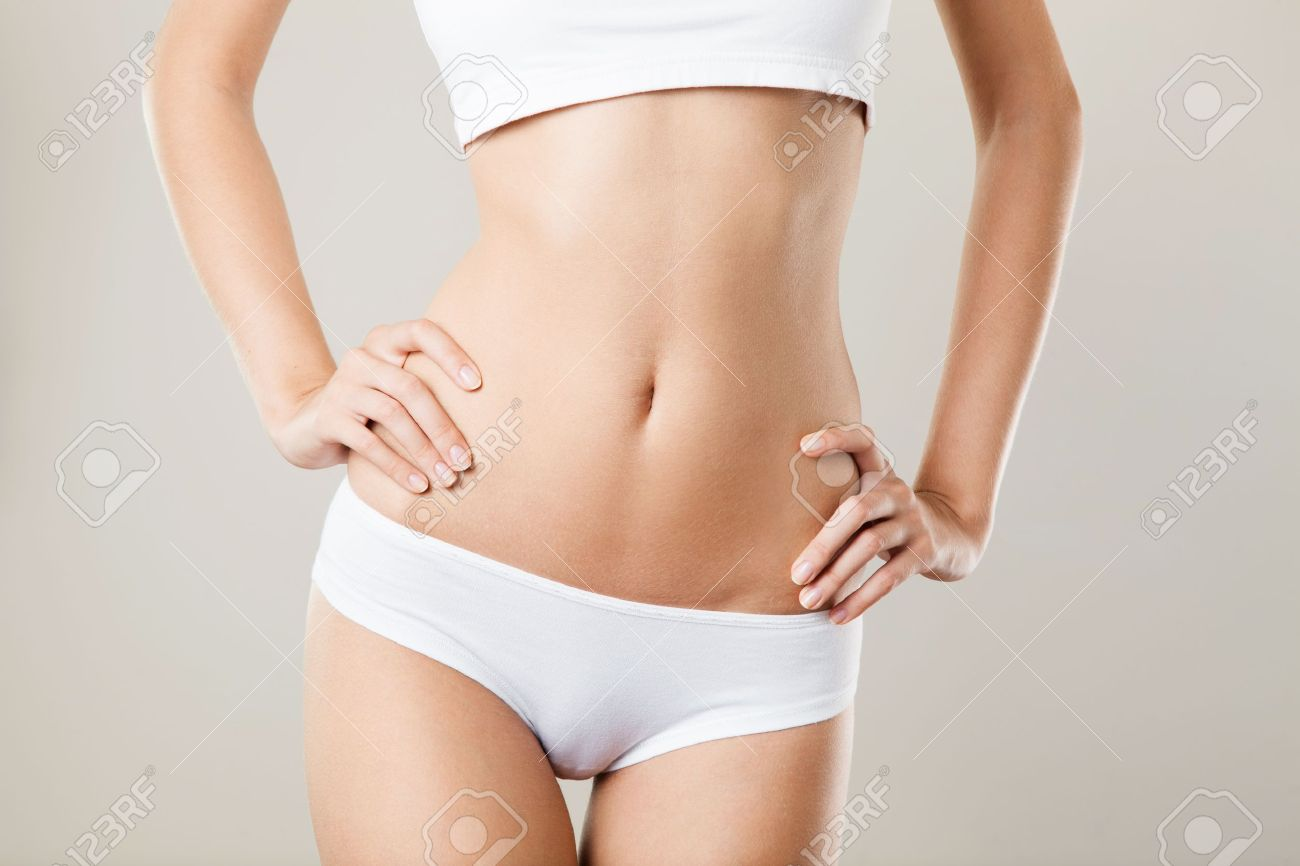 perfect slim woman body. diet concept stock photo, picture and, Human Body