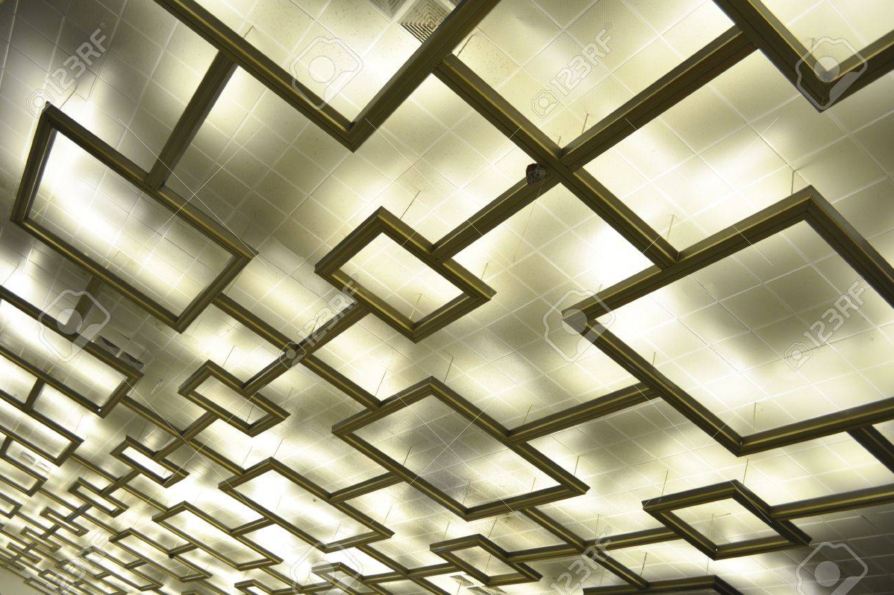Futuristic Roof Ceiling Background Stock Photo Picture And Royalty Free Image Image 13077972