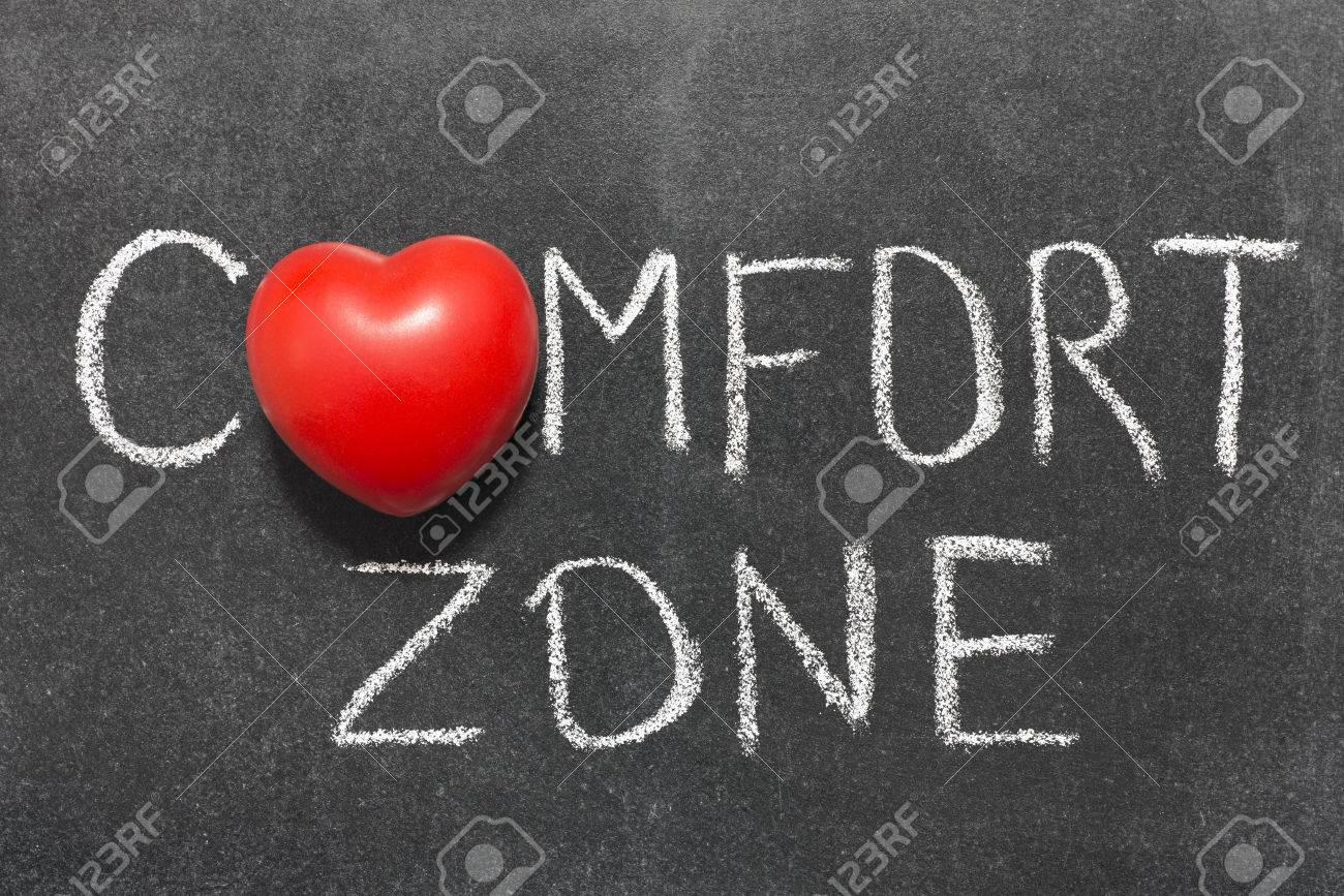 Comfort zone phrase handwritten on blackboard with heart symbol comfort zone phrase handwritten on blackboard with heart symbol instead of o stock photo 31286795 biocorpaavc