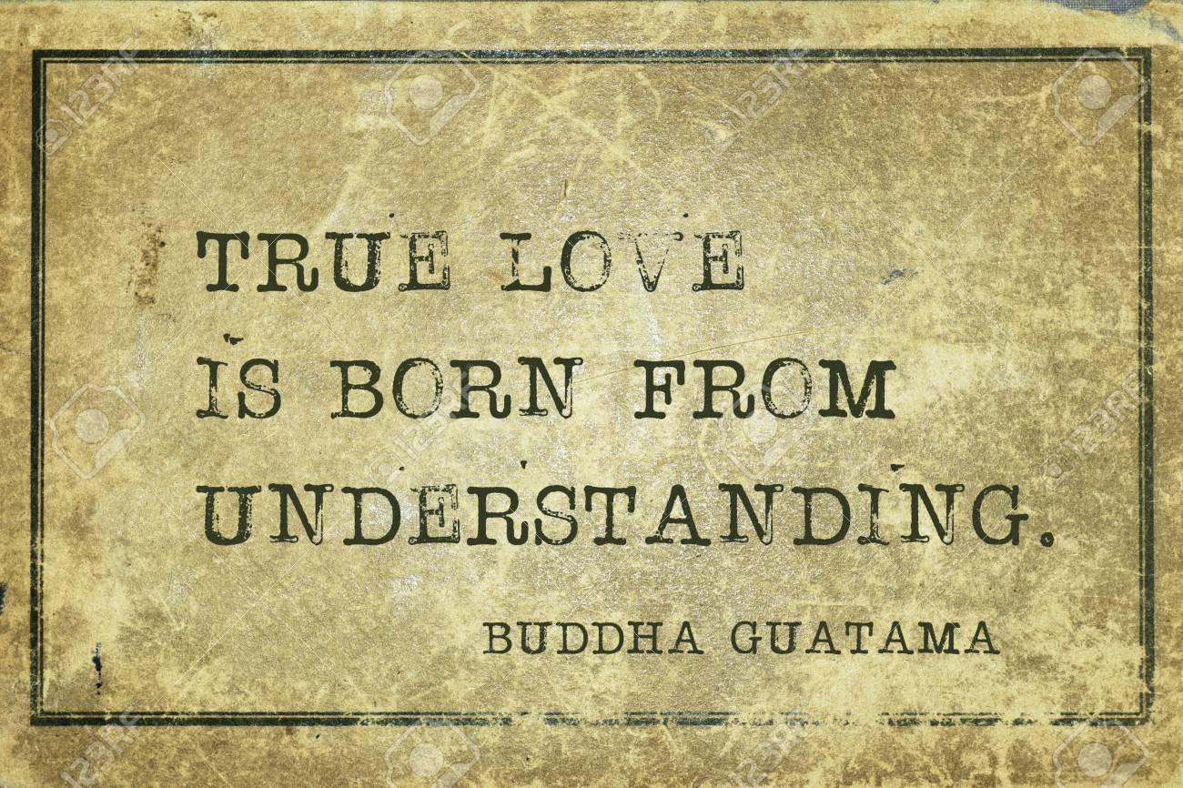 Le Veritable Amour Est Ne De La Comprehension Citation Celebre
