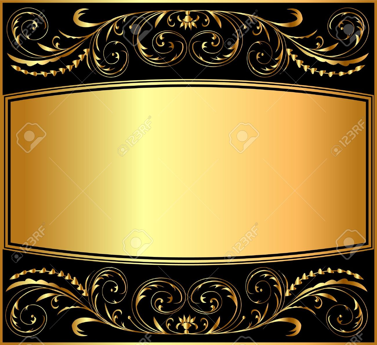 Gold background free vector download 45984 Free vector