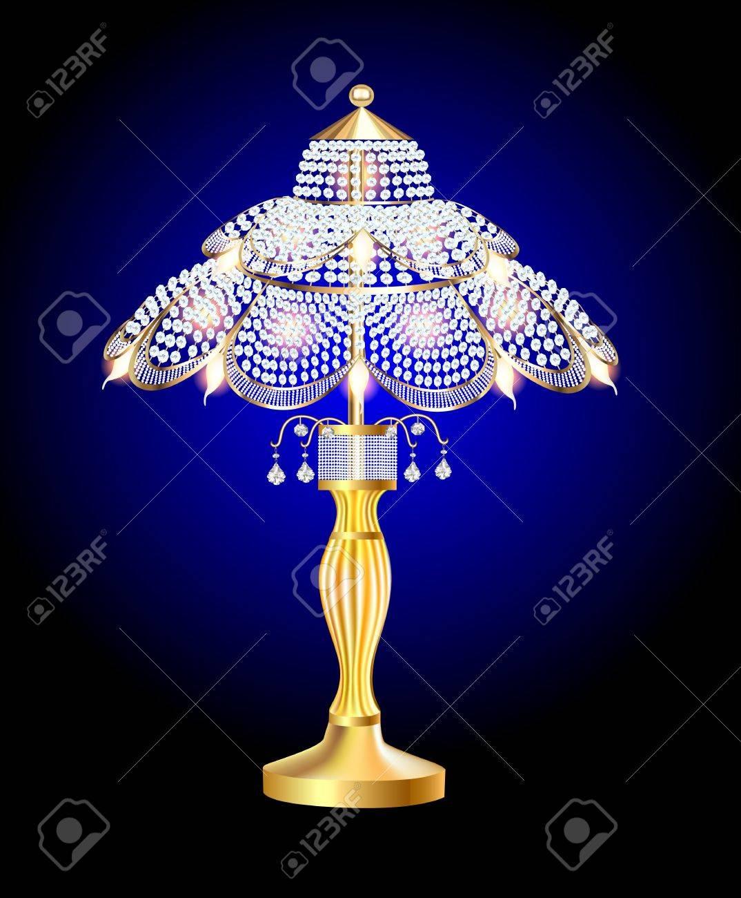 Lampade Pendenti Cristallo: Decorativo appeso lampada a ...