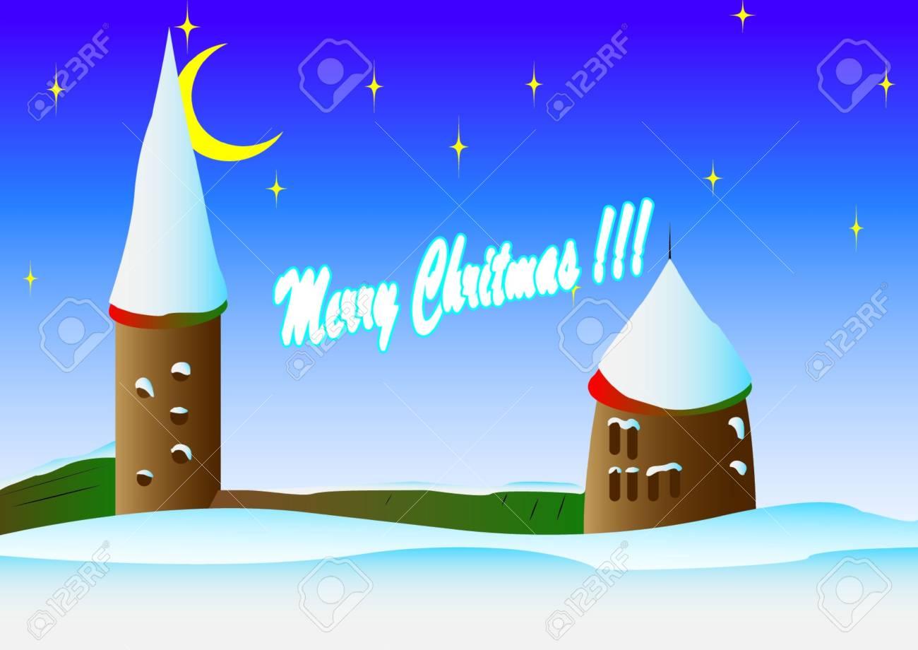 merry christmas Stock Vector - 16255515