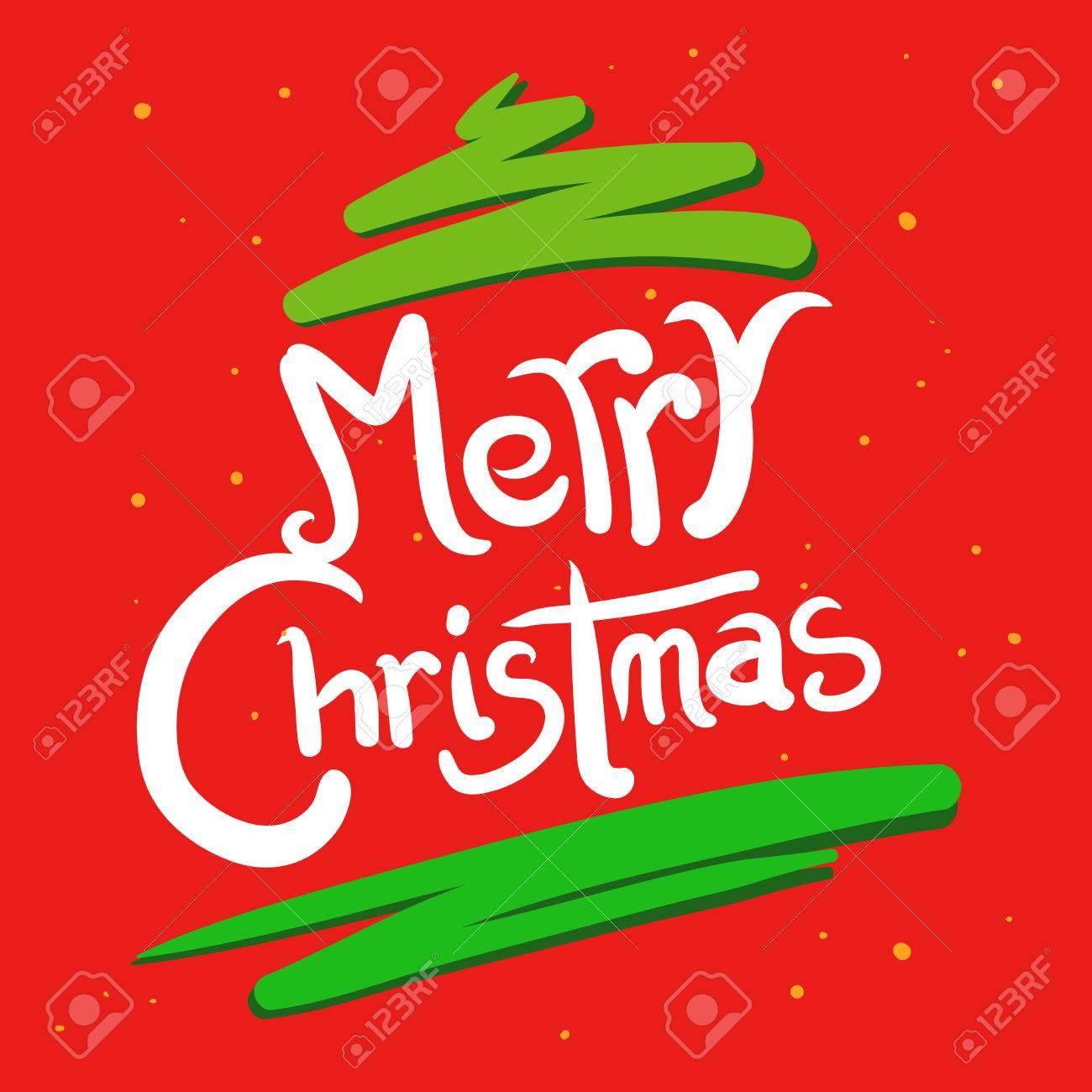 Hand writing christmas greetings in brush stroke vector hand writing christmas greetings in brush stroke vector illustration stock vector 46035278 m4hsunfo
