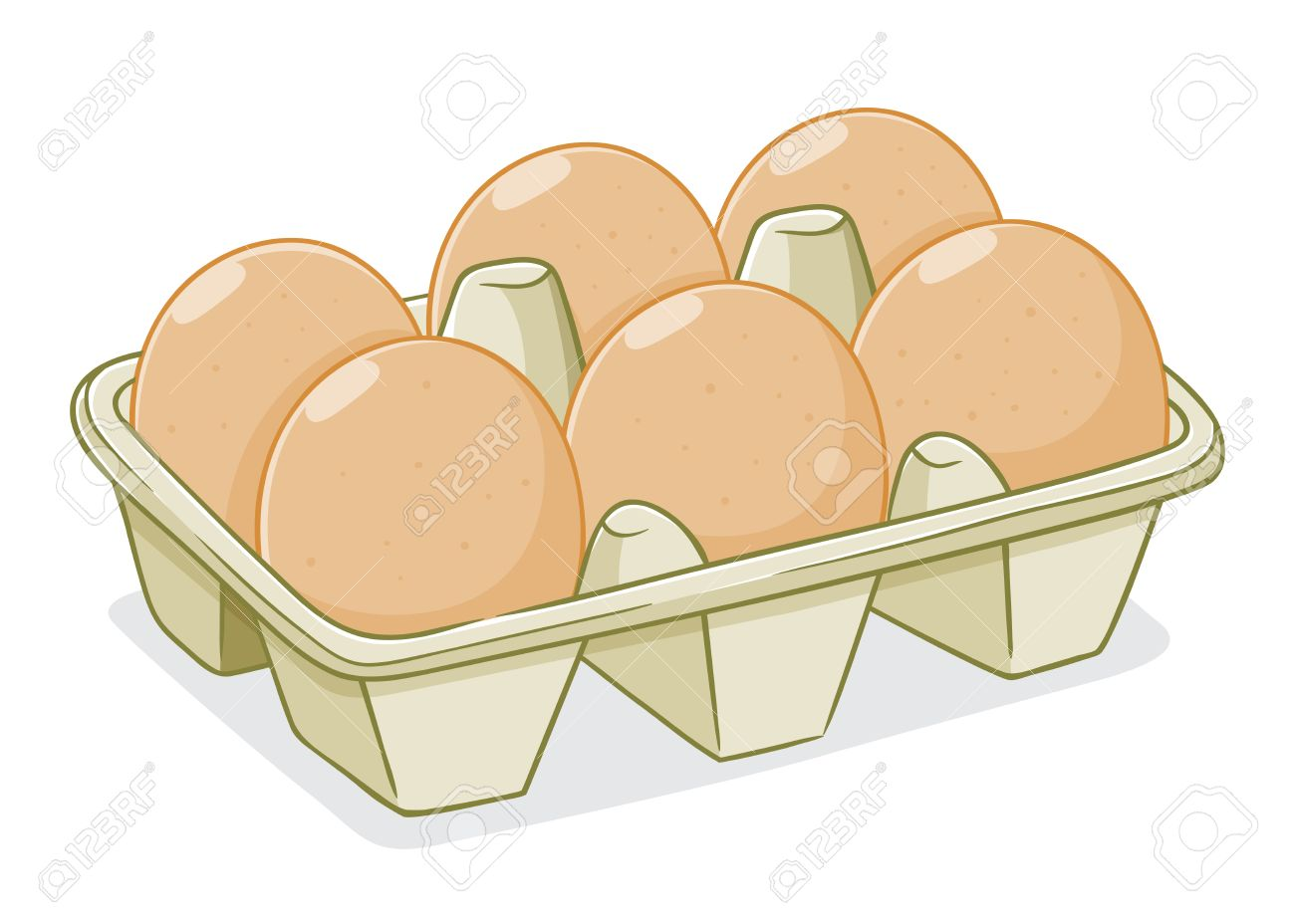 eggs in a carton box hand drawing vector illustration royalty free rh 123rf com eggs clipart no white background eggs clipart panda