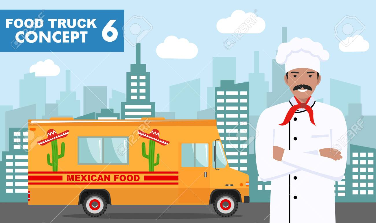 Chef Nachos Character Cartoon Style Vector Illustration Royalty Free  Cliparts, Vectors, And Stock Illustration. Image 100251576.