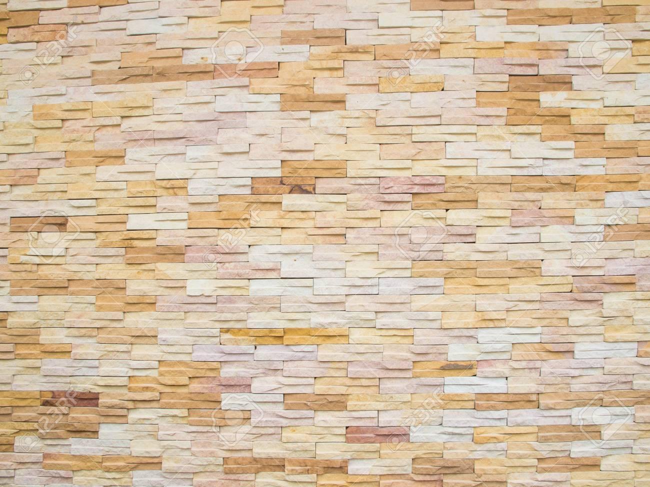 Texture Paint White Brick Wall Background Horizontal Architecture