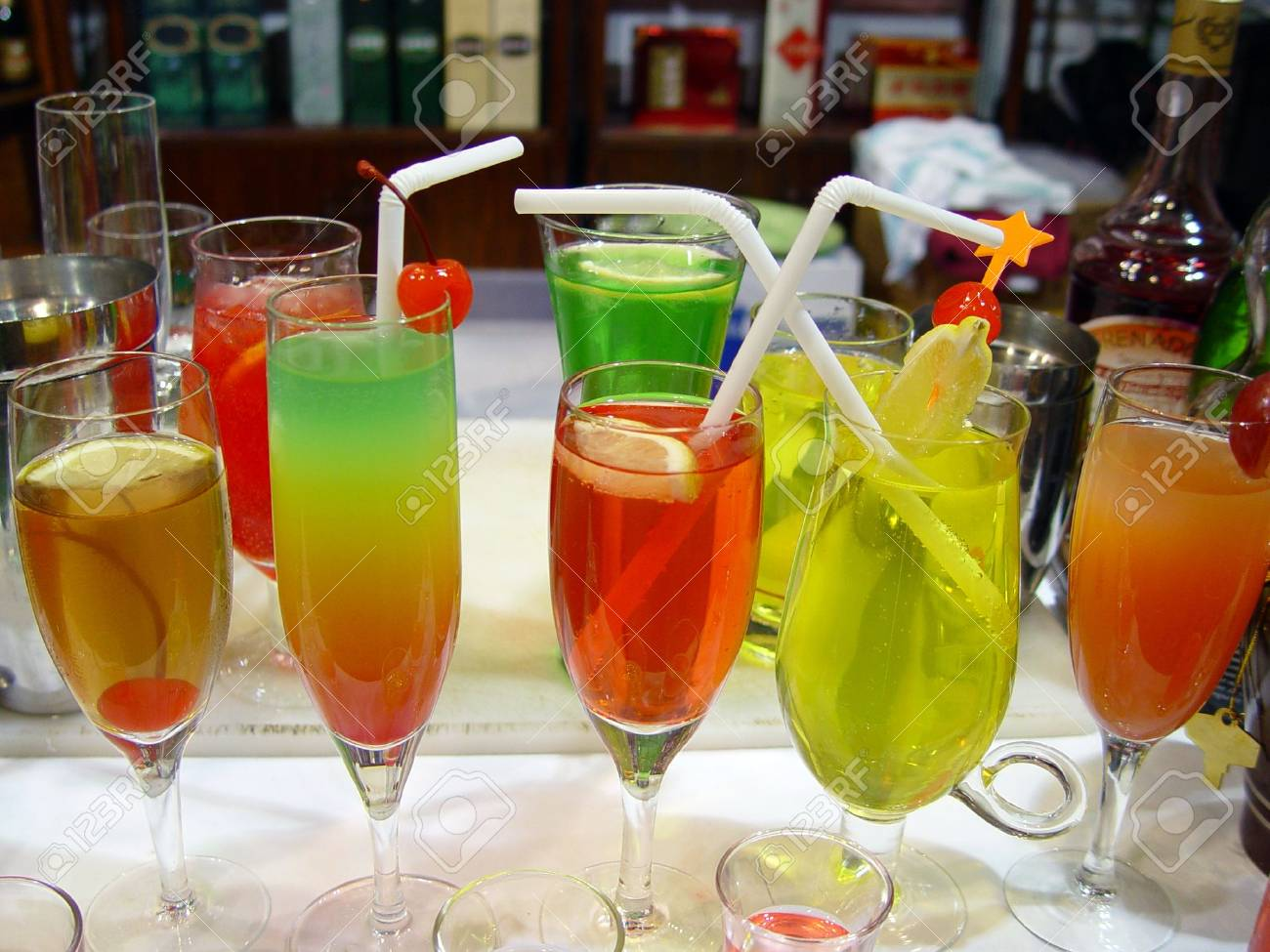 drinks Stock Photo - 590313