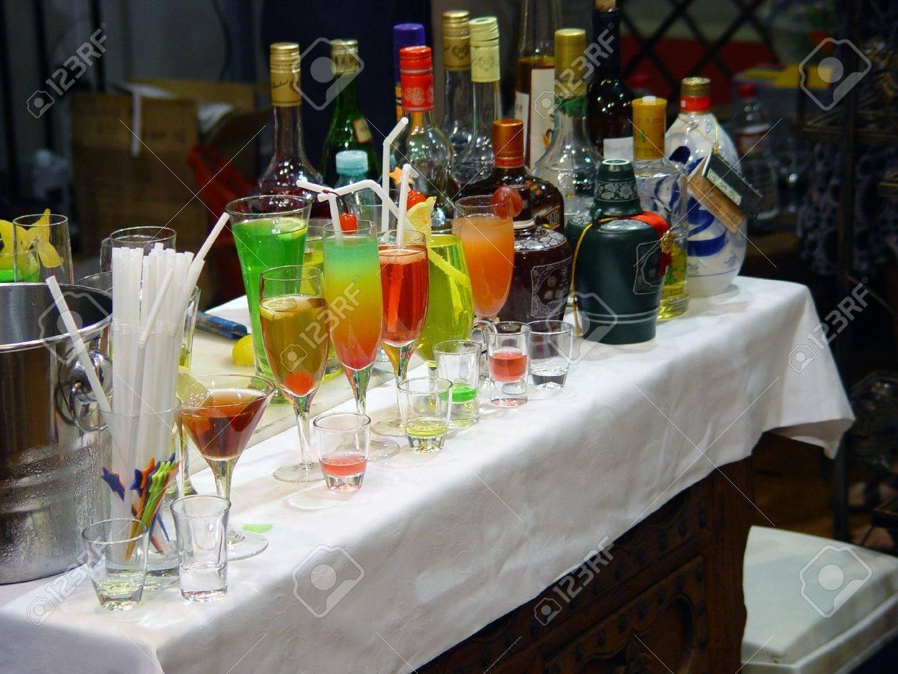 cocktail Stock Photo - 590311