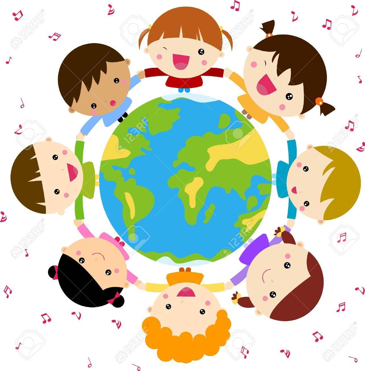 Afbeeldingsresultaat voor wereldbol kinderen
