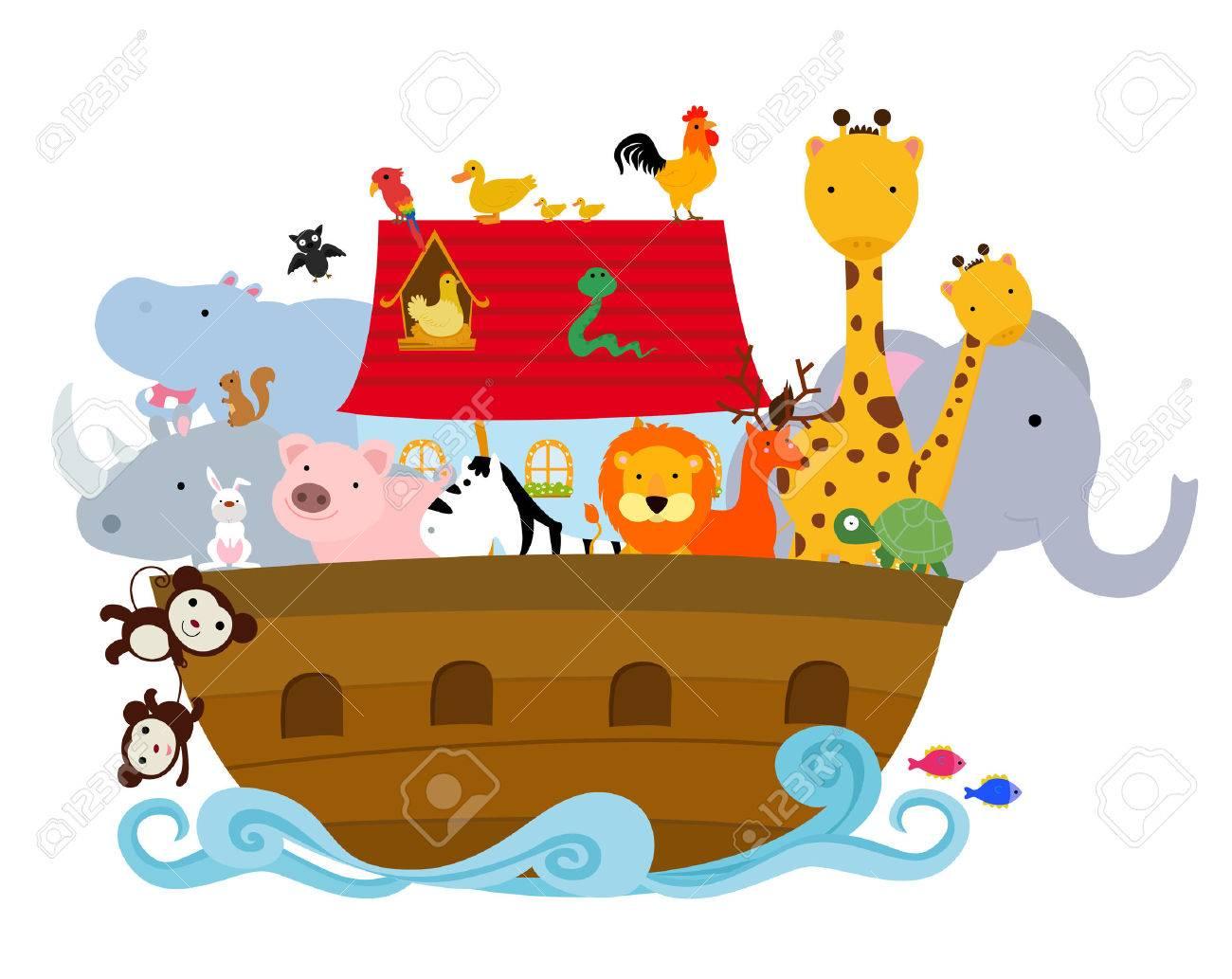 noah s ark royalty free cliparts vectors and stock illustration rh 123rf com noah's ark clipart black and white noah's ark clip art images