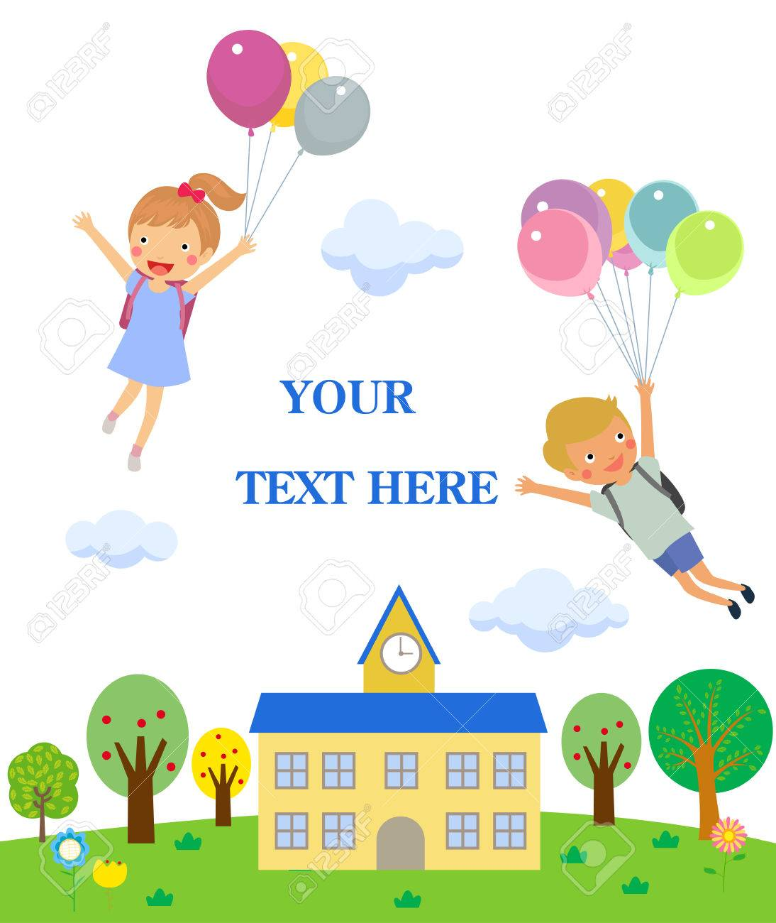 School kids - 61382285