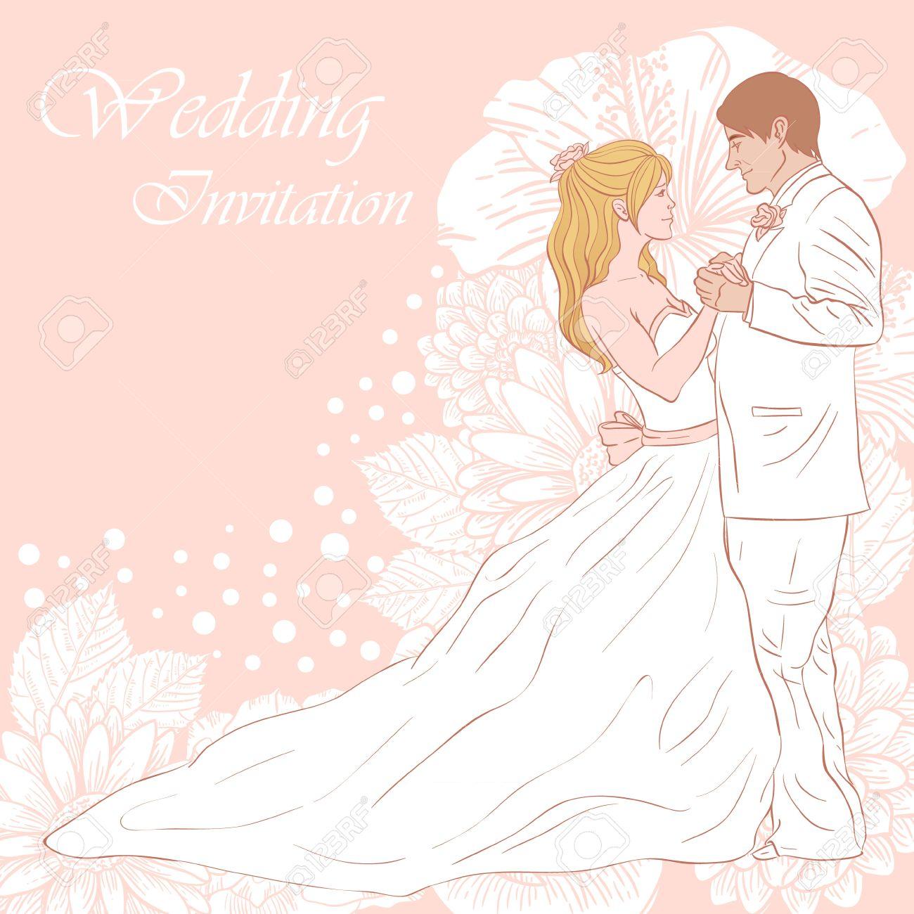 wedding invitation background designs