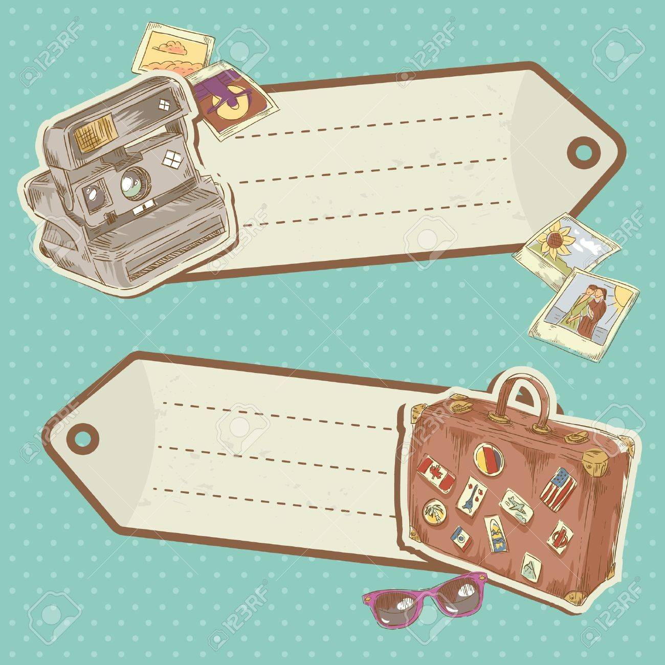 Luggage Tag Stock Photos & Pictures. Royalty Free Luggage Tag ...